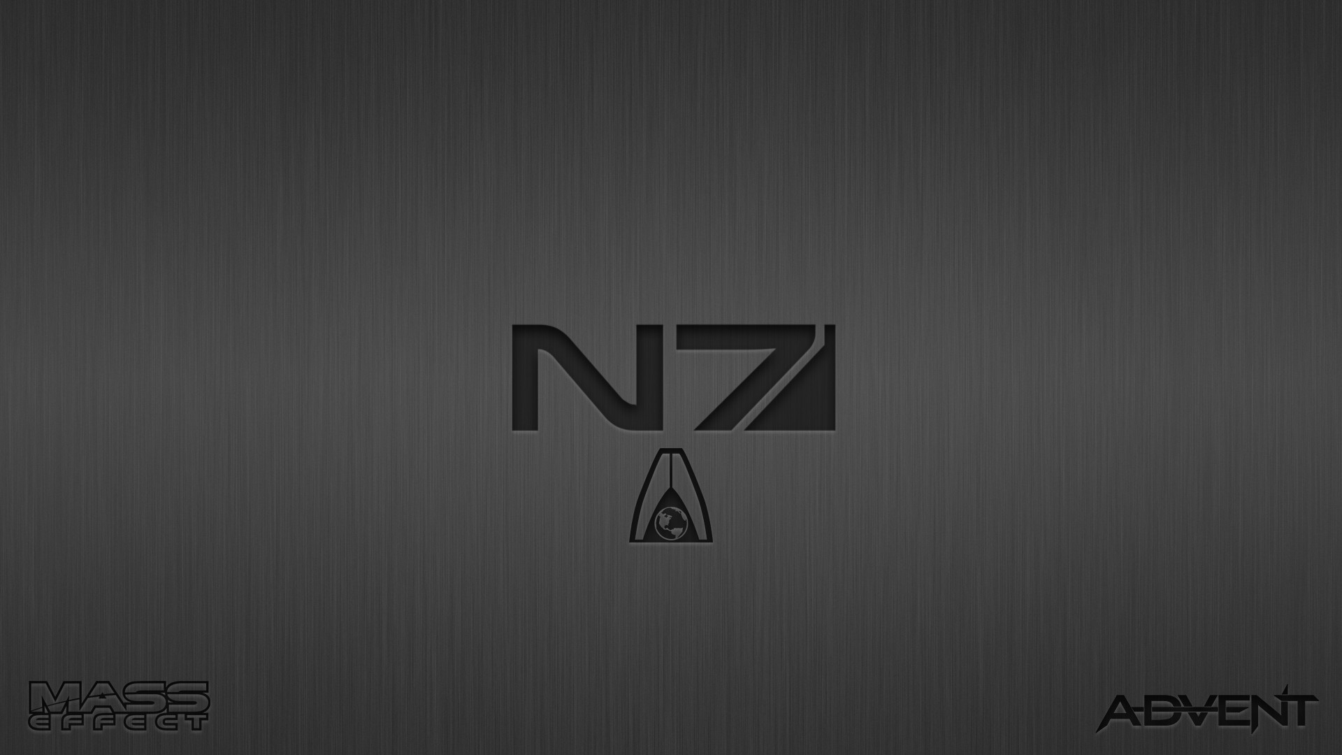Res: 1920x1080, Mass Effect N7 Backgrounds UX814