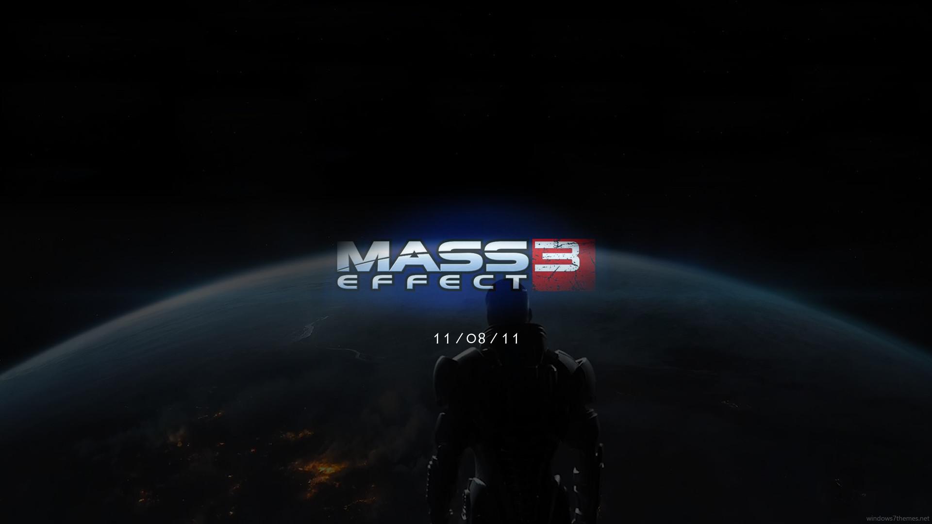 Res: 1920x1080, Mass Effect 3 HD Wallpaper Thumbnail