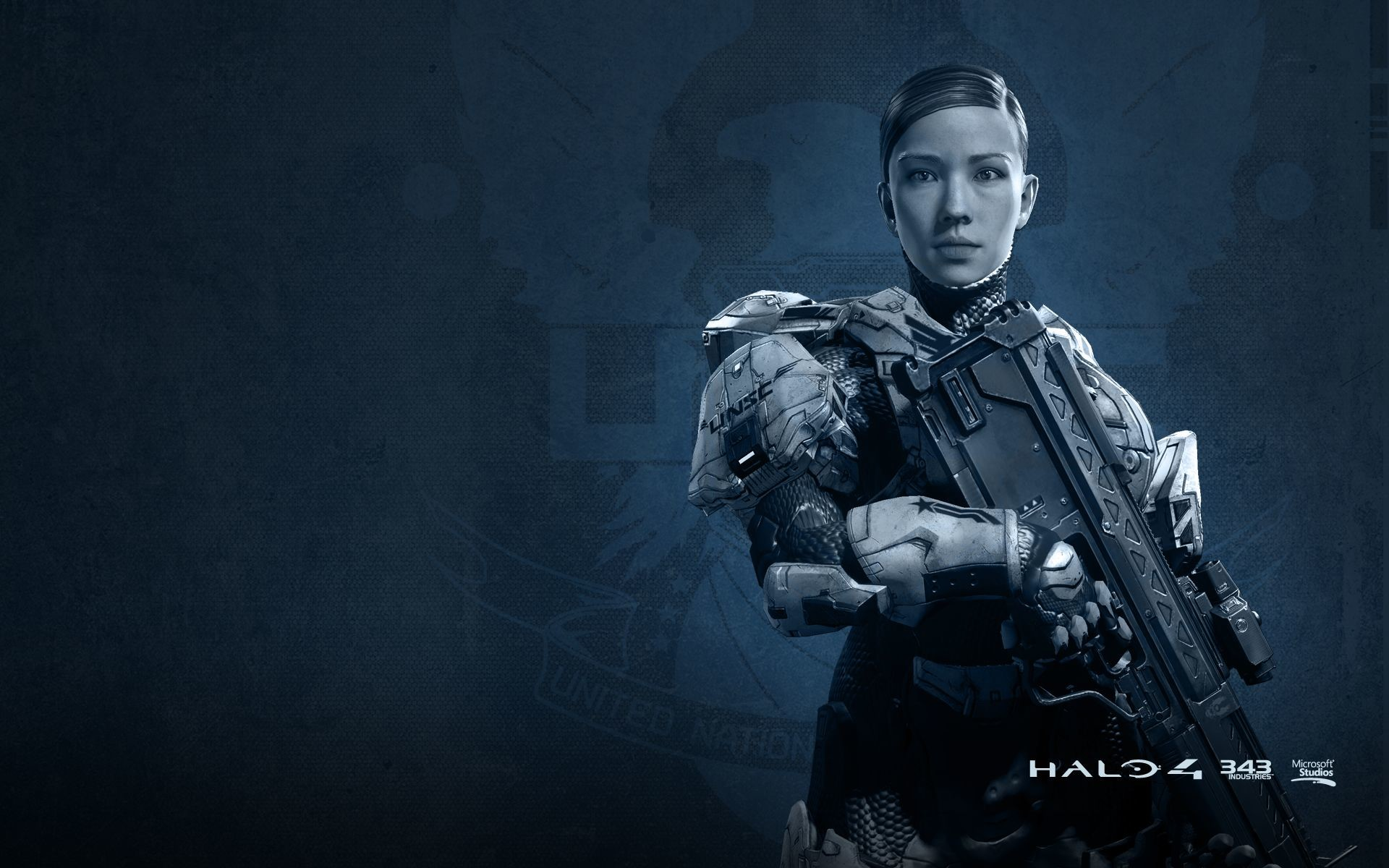 Res: 1920x1200, UNSC INFINITY Spartan Commander Sarah Palmer