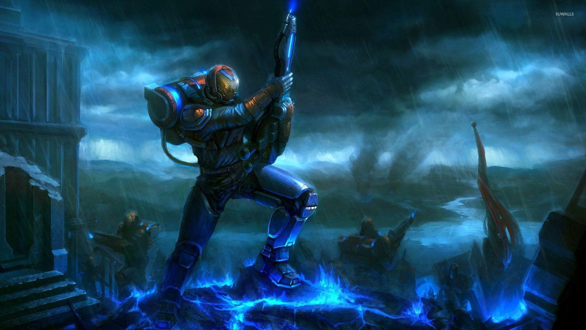 Res: 1920x1080, Halo Wars [4] wallpaper  jpg