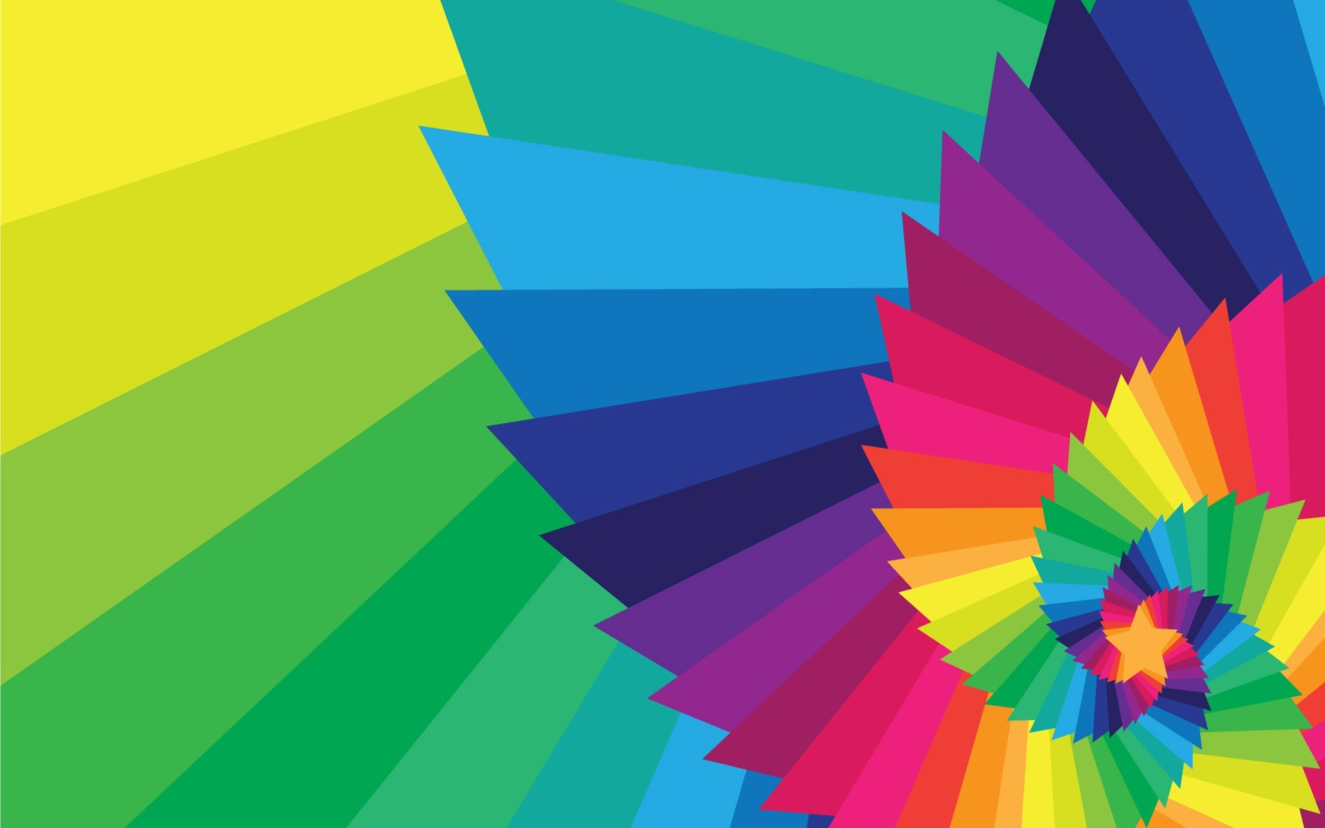 Res: 1920x1200, Bright Colors Wallpaper For Desktop, HD Wallpapers For Free » M.F.  Backgrounds