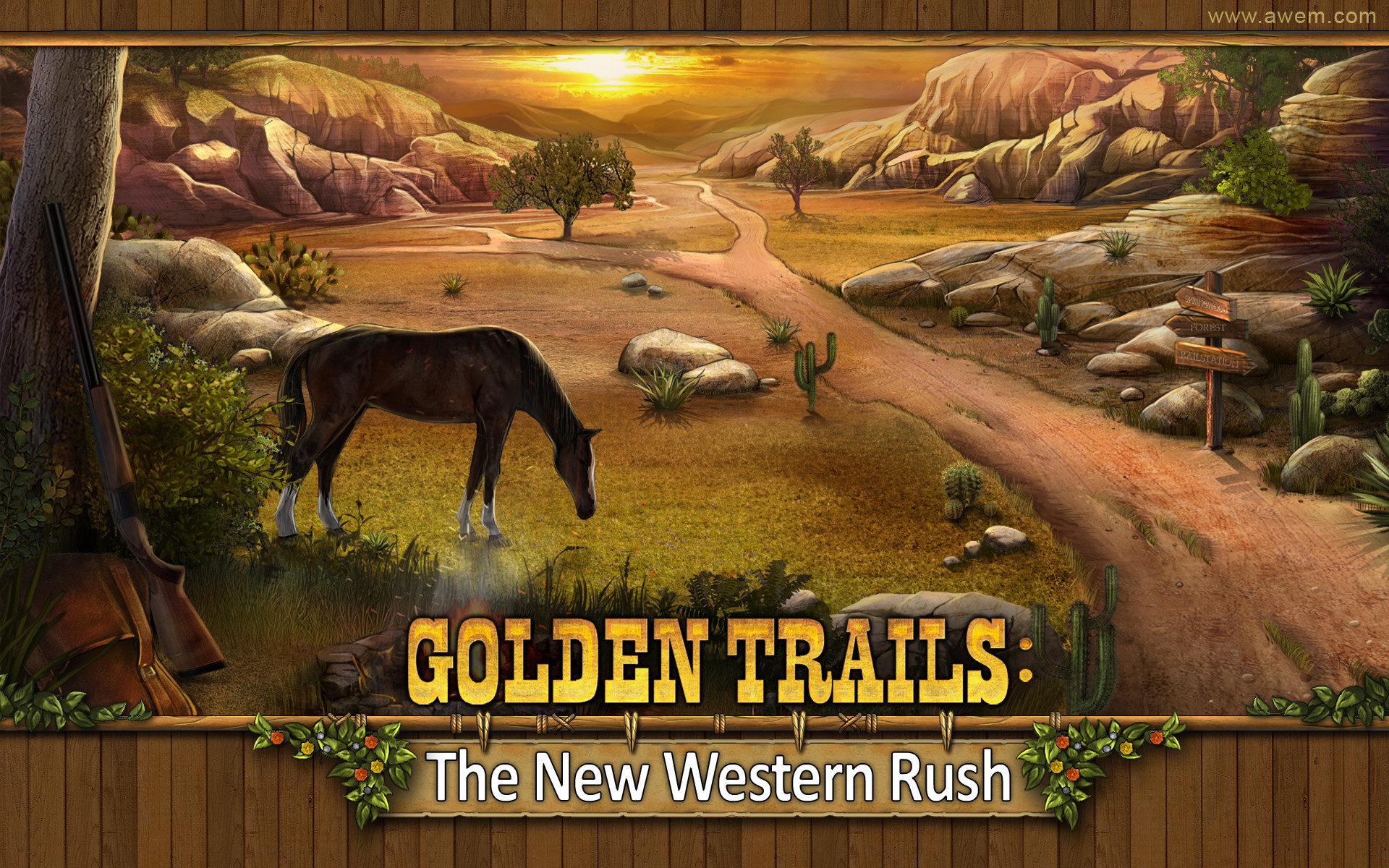 Res: 1920x1200, trails the new western rush reviews golden trails the new western