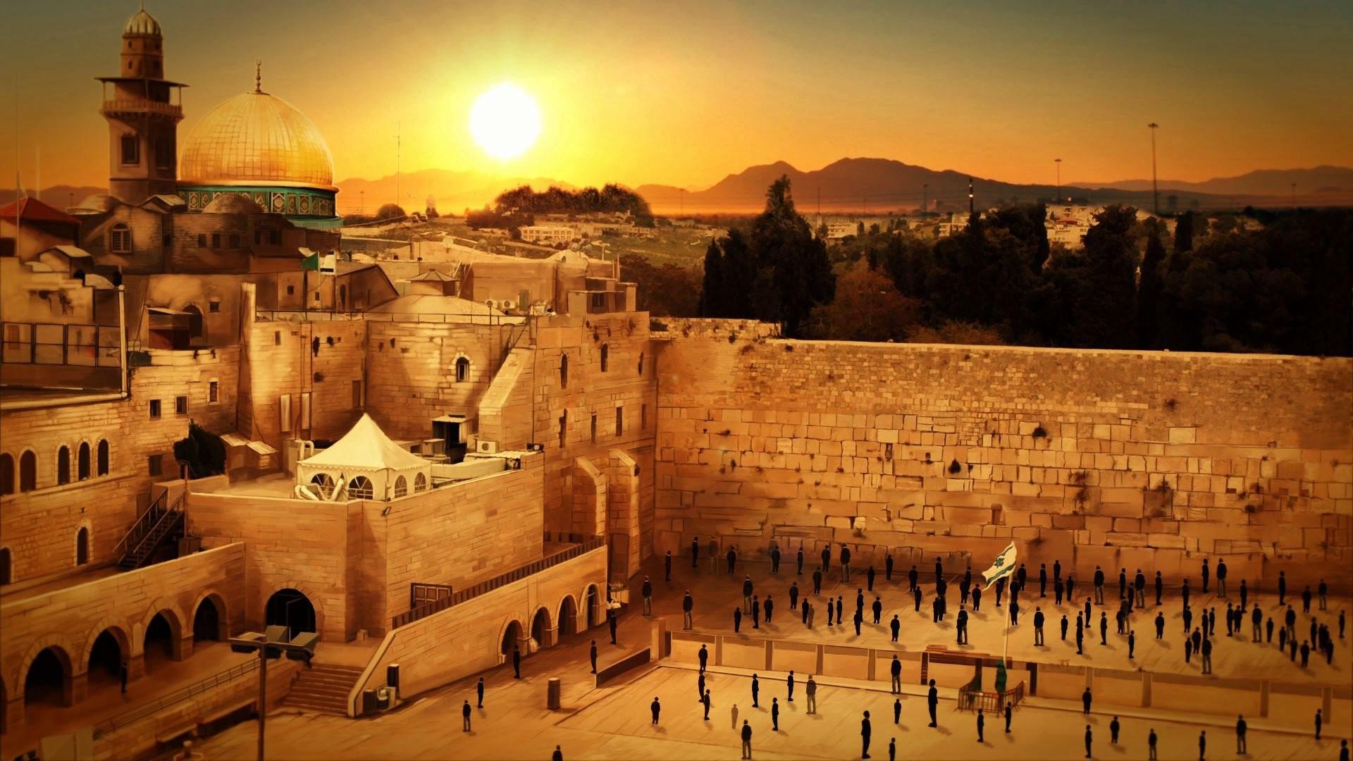 Res: 1920x1080, High Resolution Wallpaper | Jerusalem  px