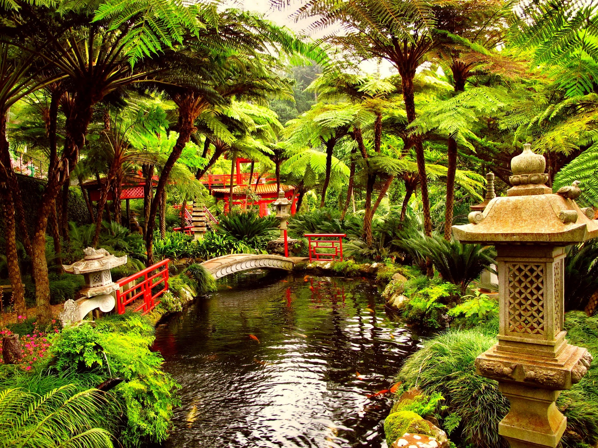 Res: 1920x1440, Japanese Garden Wallpapers Full Hd
