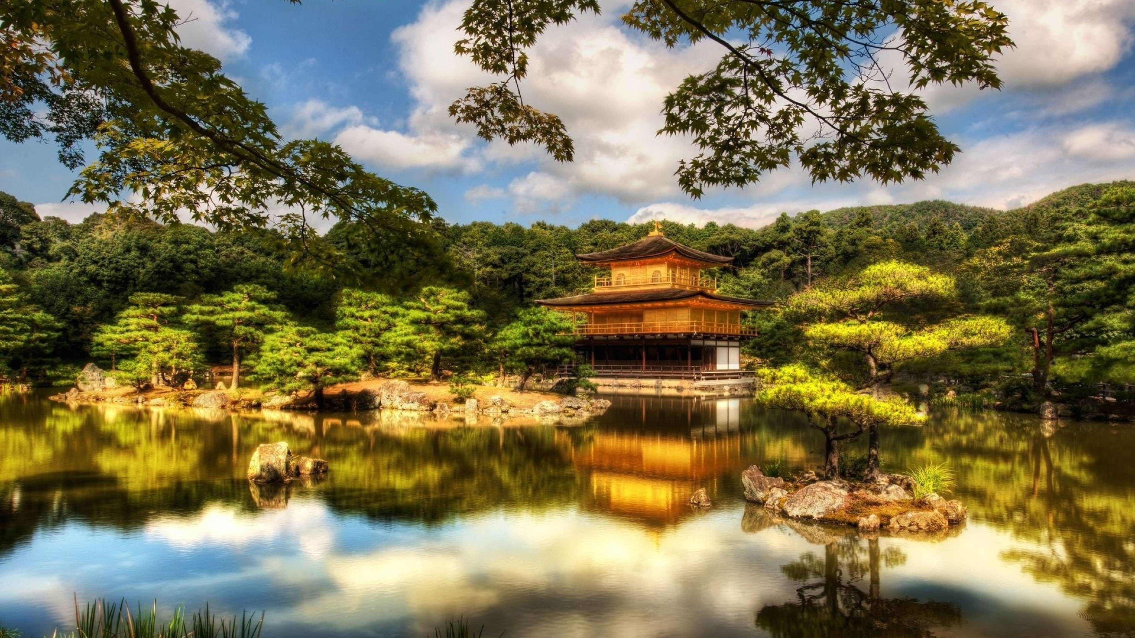 Res: 3840x2160, Japanese Garden Wallpapers 9 - 3840 X 2160