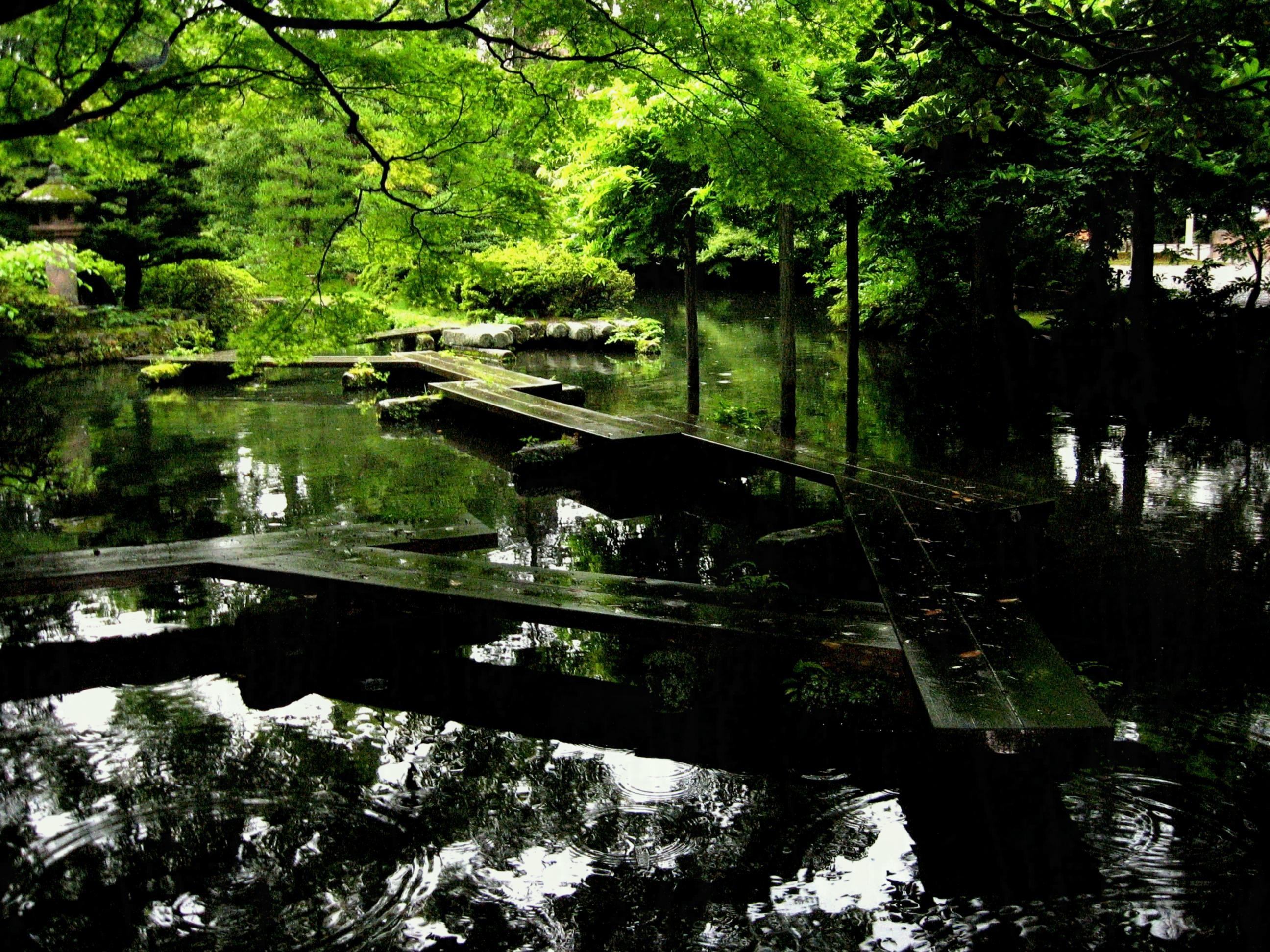 Res: 2592x1944, Free Download Cute Japanese Gardens Images Garden Wallpaper