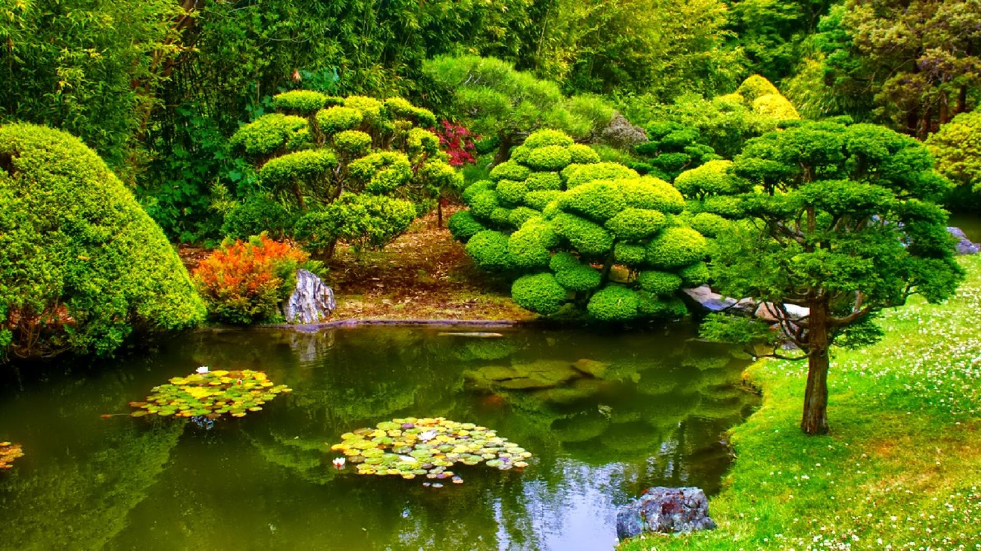 Res: 1920x1080, Japan garden 88730 High Quality and Resolution Wallpapers on