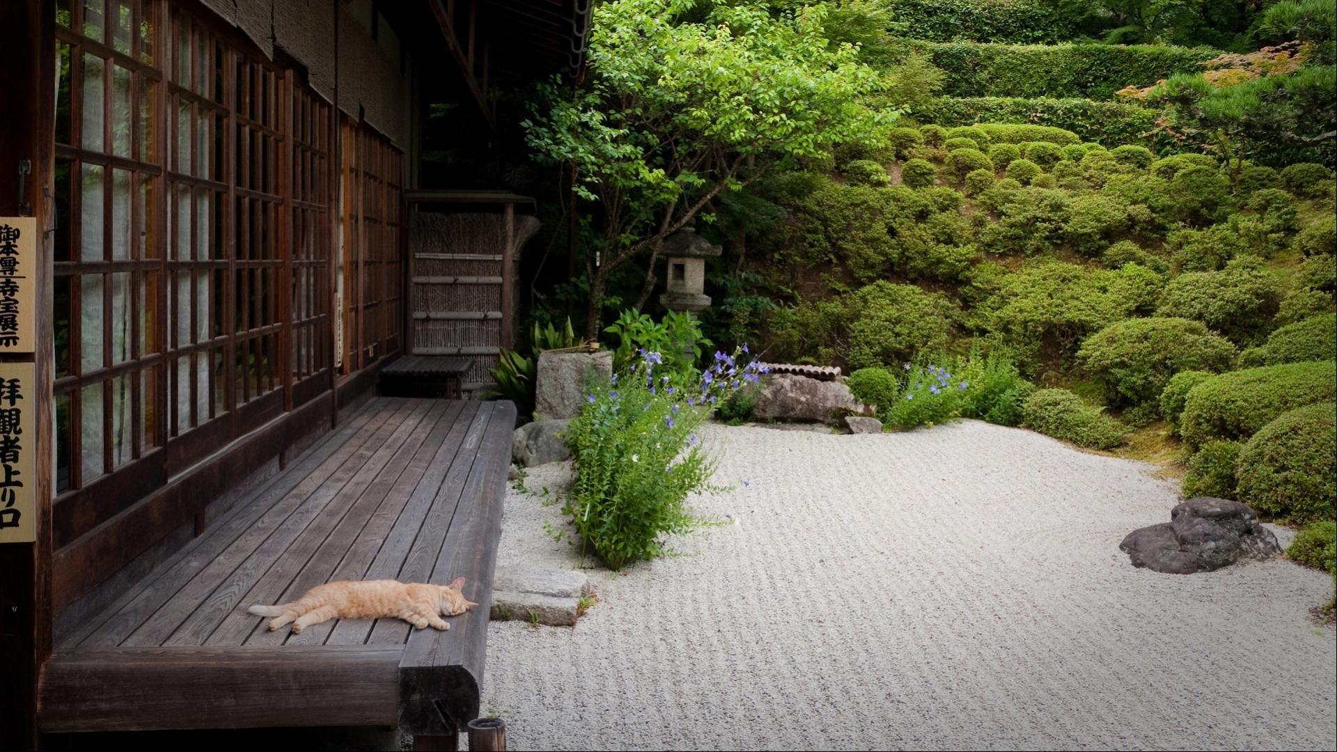 Res: 1920x1080, Japanese Garden