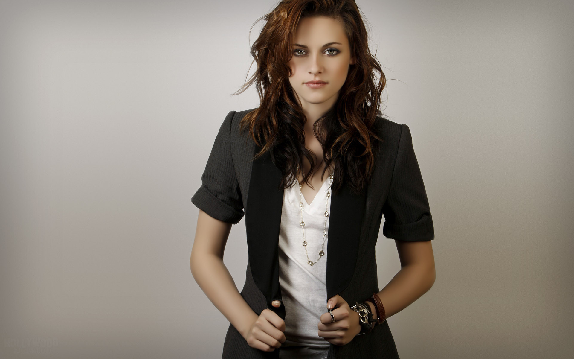 Res: 1920x1200, Kristen Stewart Widescreen Wallpaper