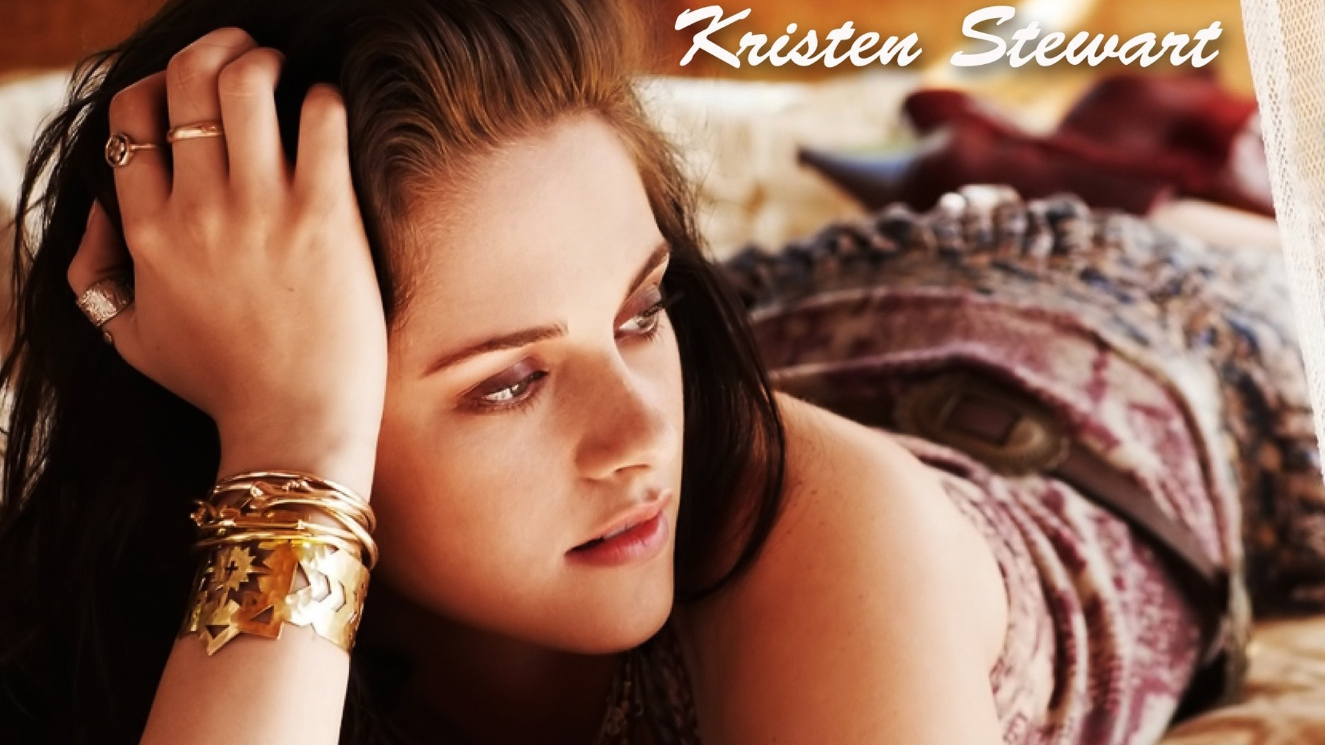 Res: 1920x1080, Kristen Stewart Wallpaper 1080p HD