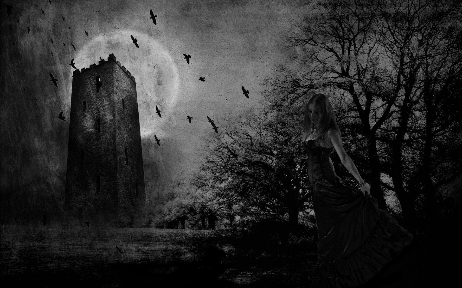 Res: 1920x1200, Dark gothic art artwork fantasy j wallpaper |  | 695179 .