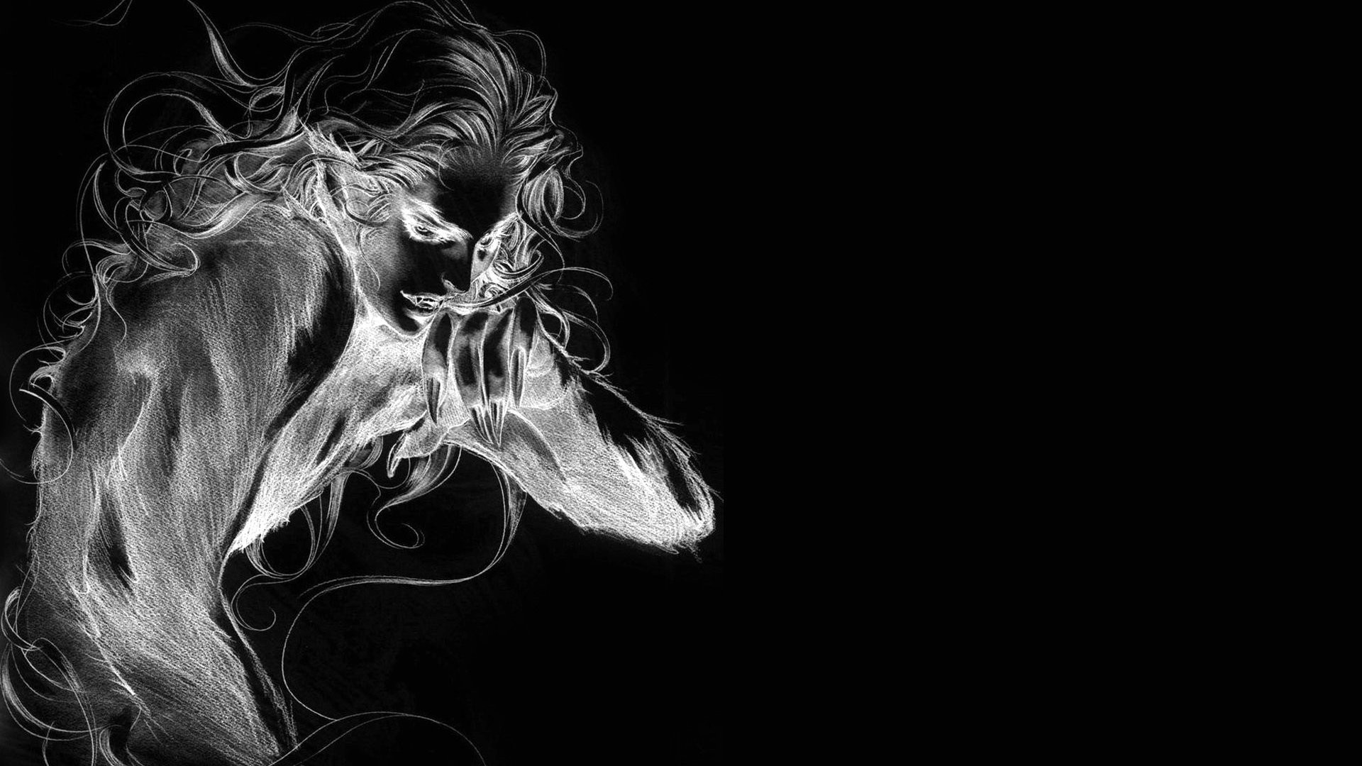 Res: 1920x1080, fantasy warrior, download, art, dark, evil, vampire,castlevania,hd abstract  wallpapers, horror, pictures, gothic Wallpaper HD