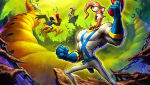 Earthworm Jim wallpapers