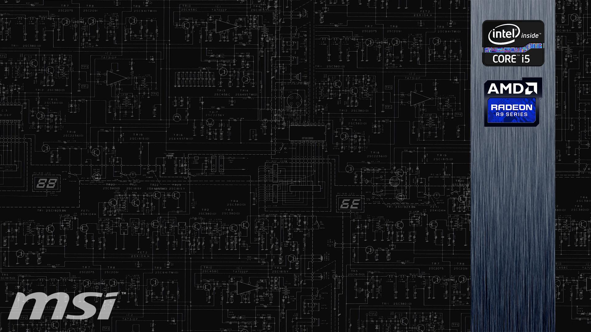 Res: 1920x1080, Intel Wallpaper 18 - 1920 X 1080