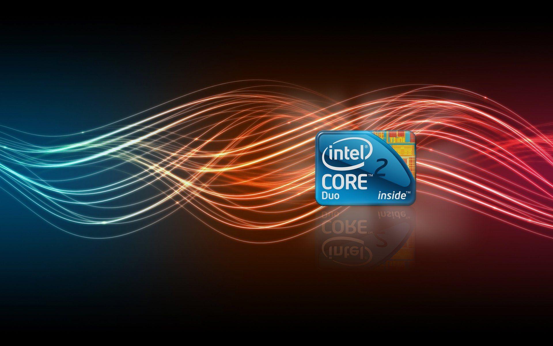 Res: 1920x1200, Intel wallpaper