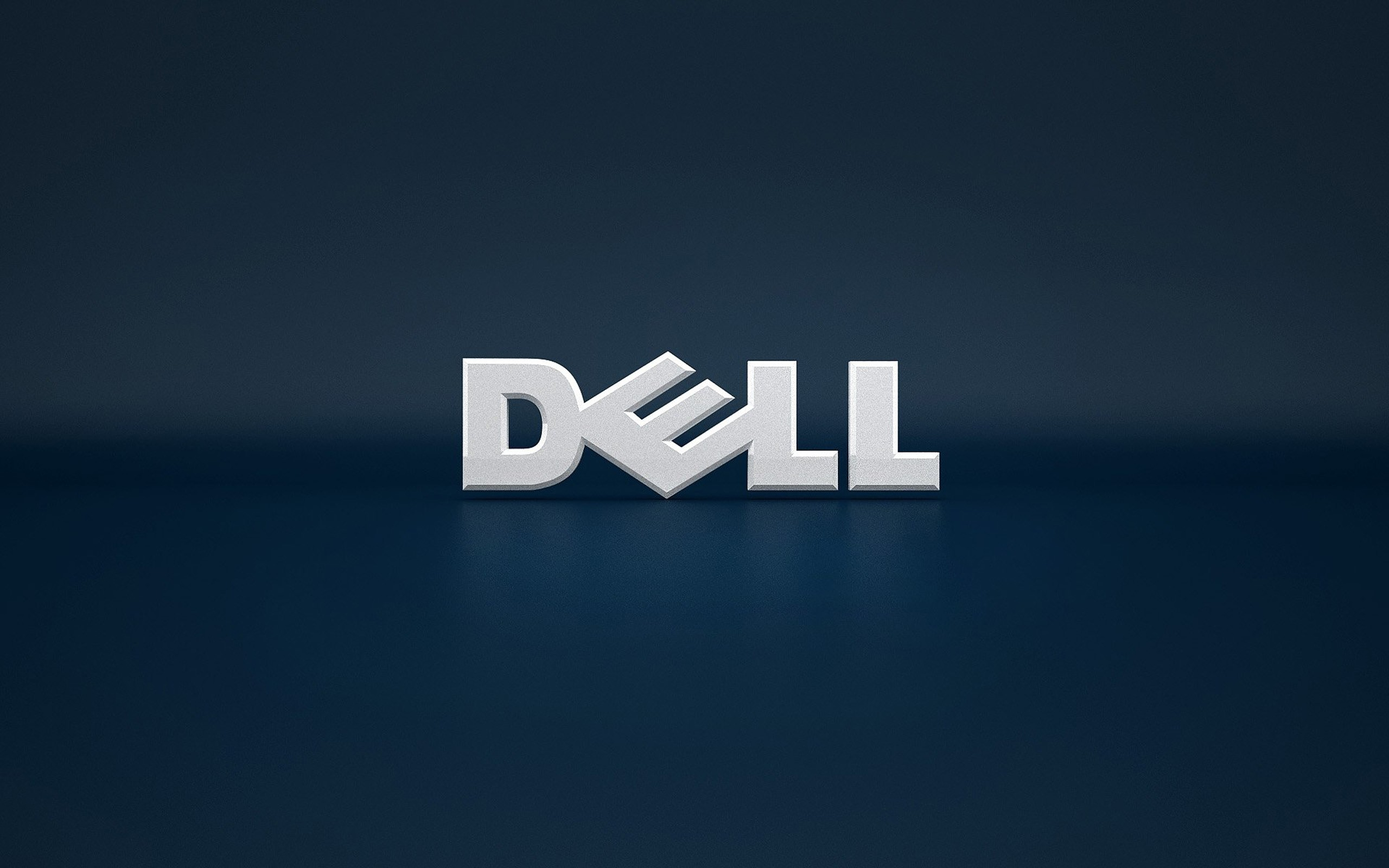 Res: 2560x1600, Dell, Brand, Logo, Text, Intel HD Wallpaper, Brands Picture, Background and  Image