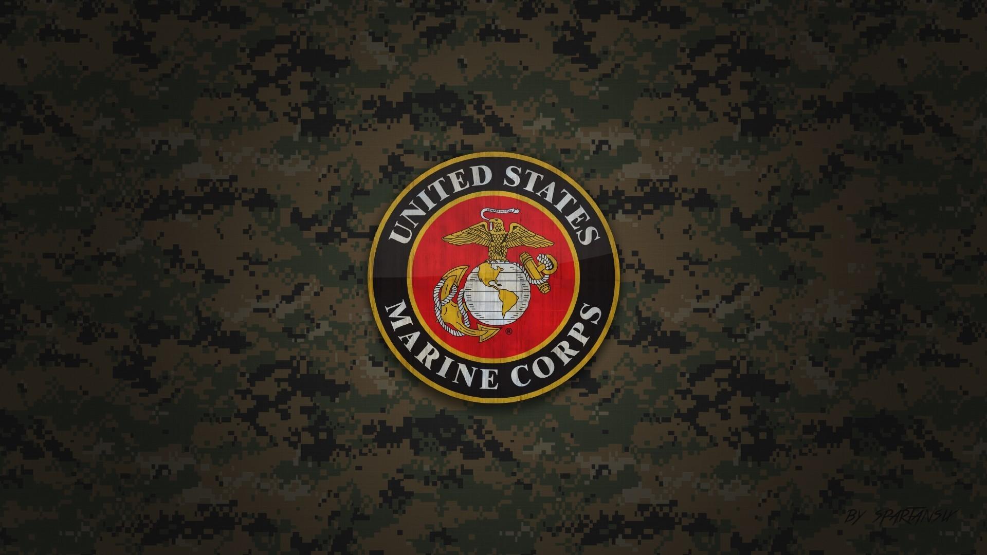 Res: 1920x1080,  USMC wallpaper