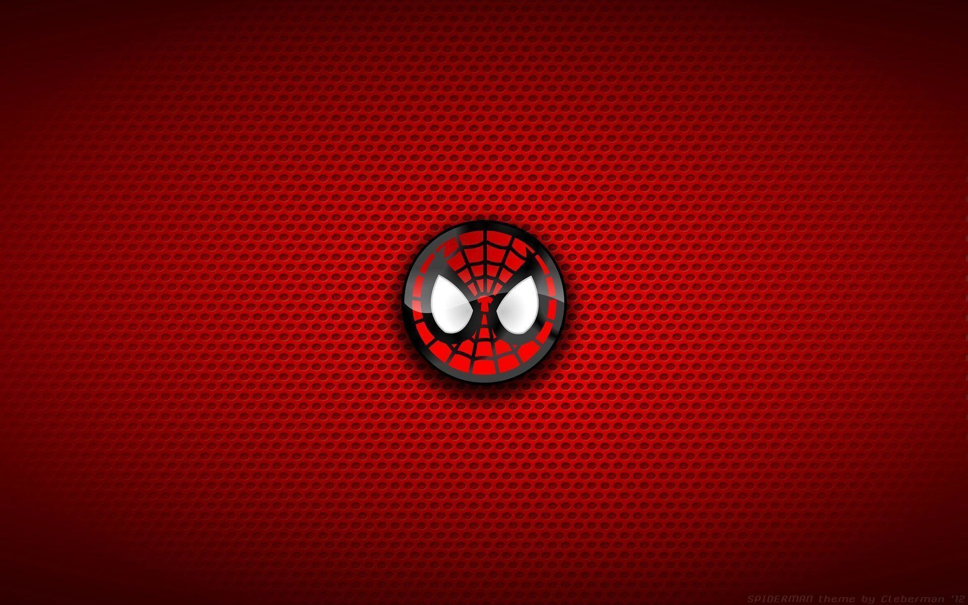 Res: 1920x1200, Spider Man Logo Wallpaper | WallpaperToon