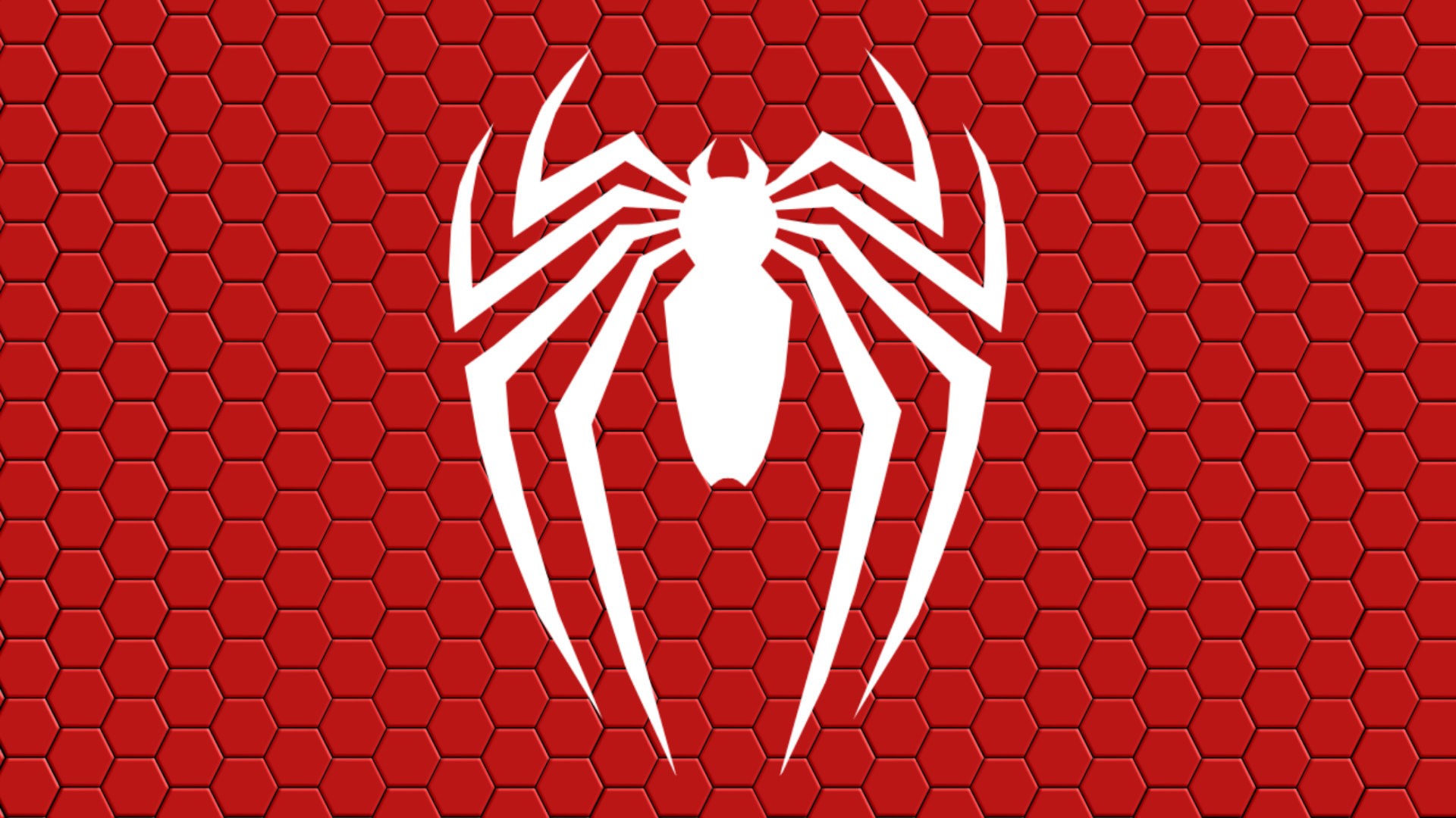 Res: 1920x1080, Spider-Man PS4 New Logo Wallpaper