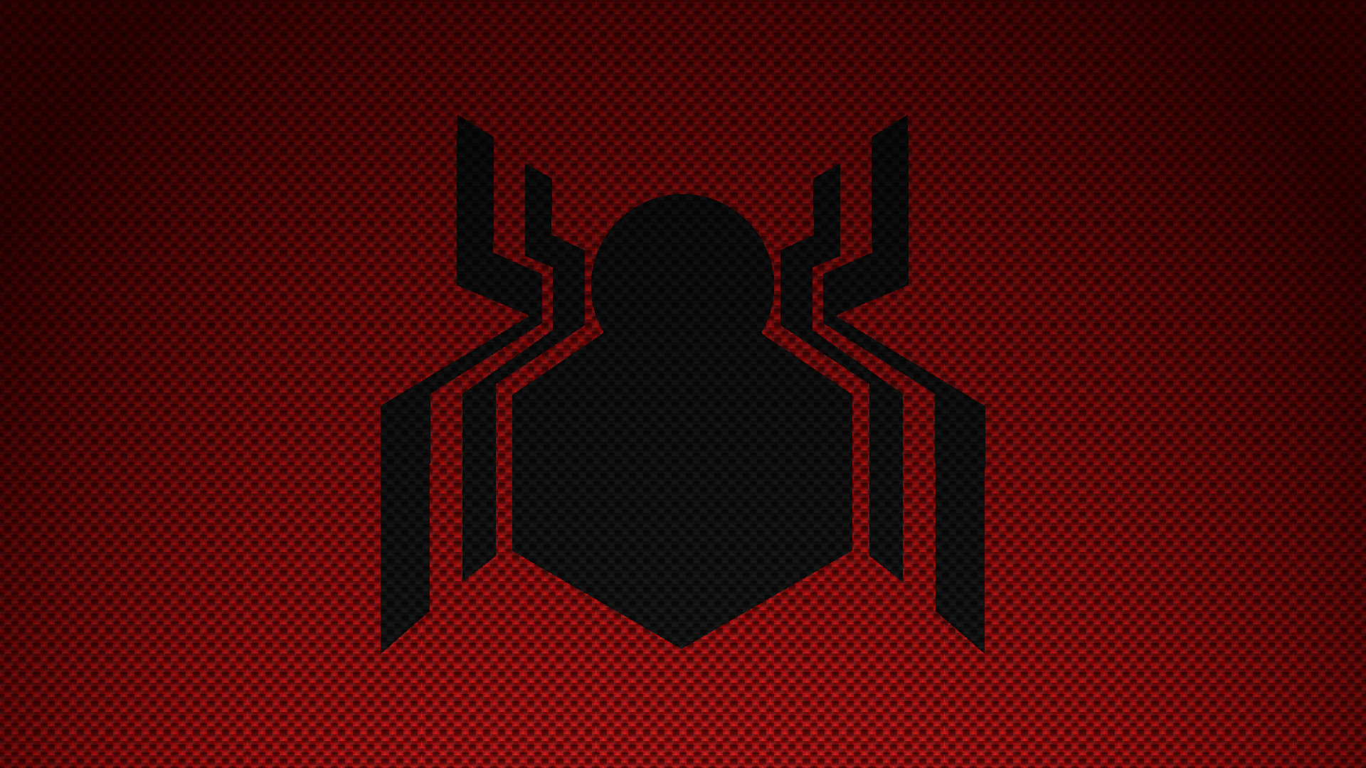 Res: 1920x1080, Made a simple MCU Spider-Man Logo wallpaper ...