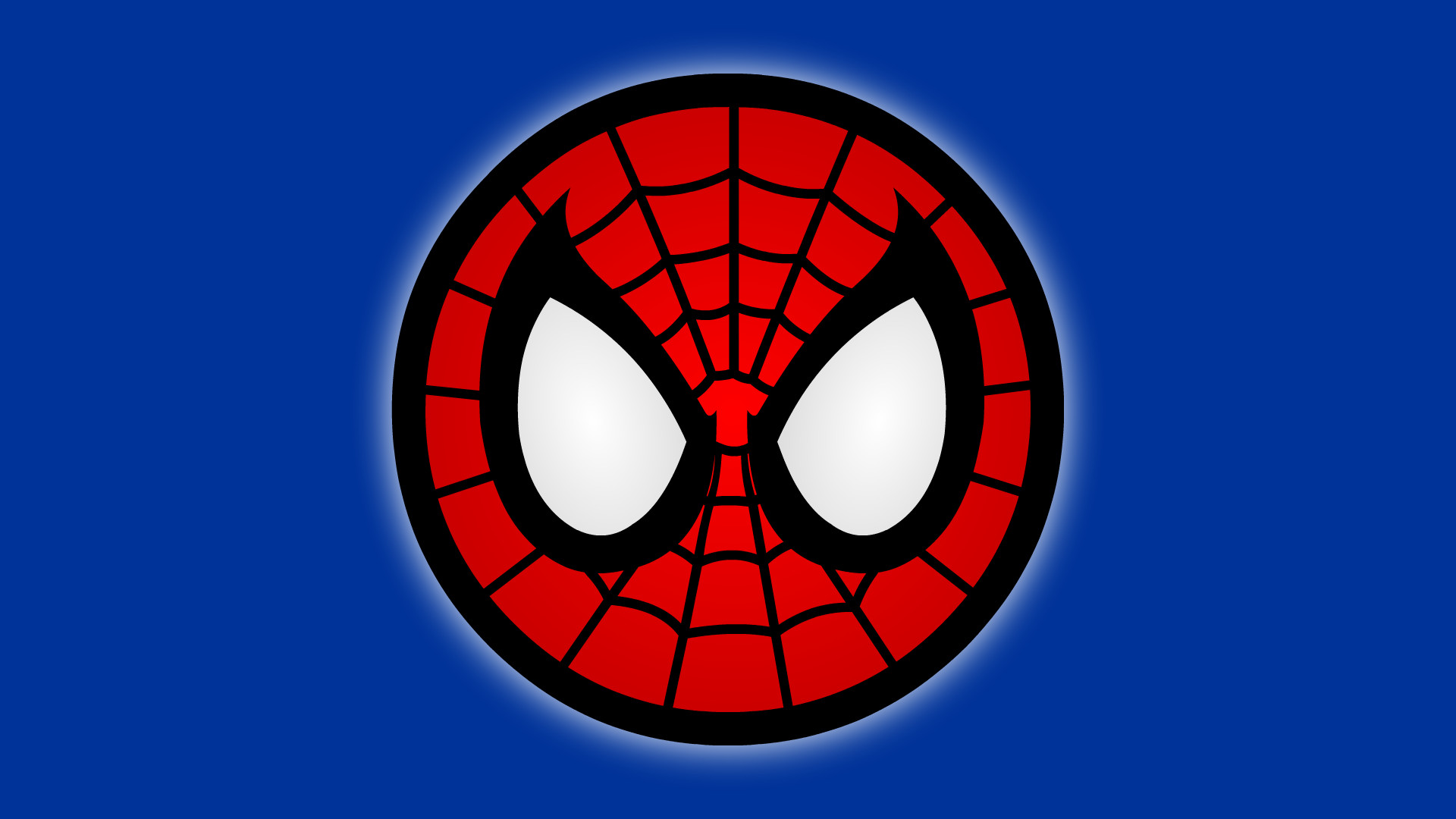 Res: 1920x1080, Wallpaper - Spider-Man Comix Classic Back Logo by Kalangozilla on