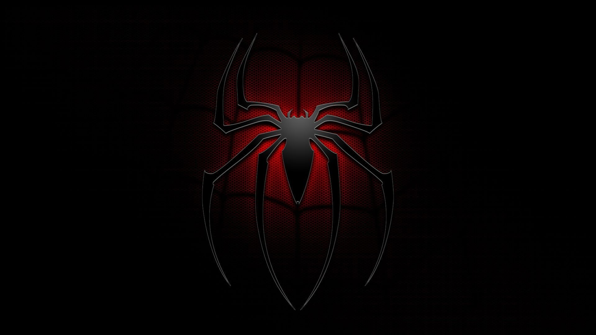 Res: 1920x1080, Image for Black Spiderman Logo Wallpaper Free Desktop | wallpapere .