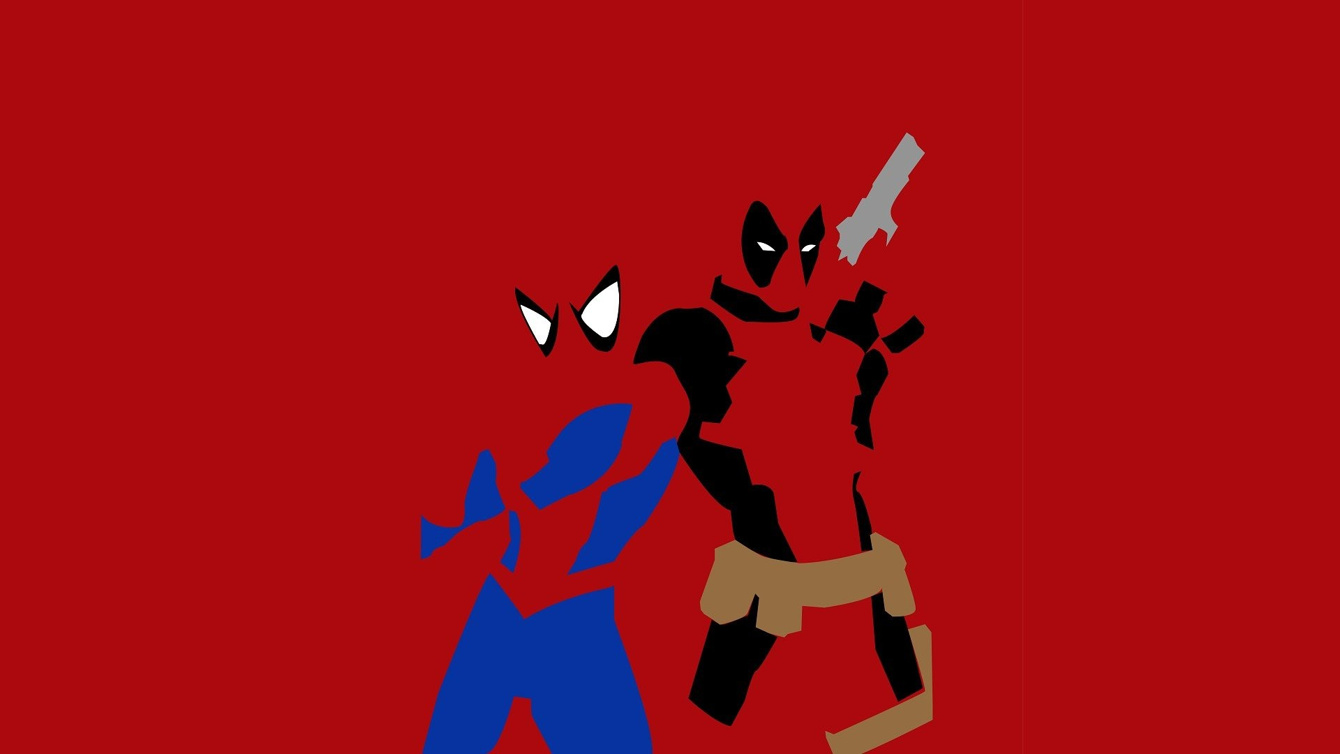 Res: 1920x1080, Spiderman And Deadpool Wallpapers For Iphone