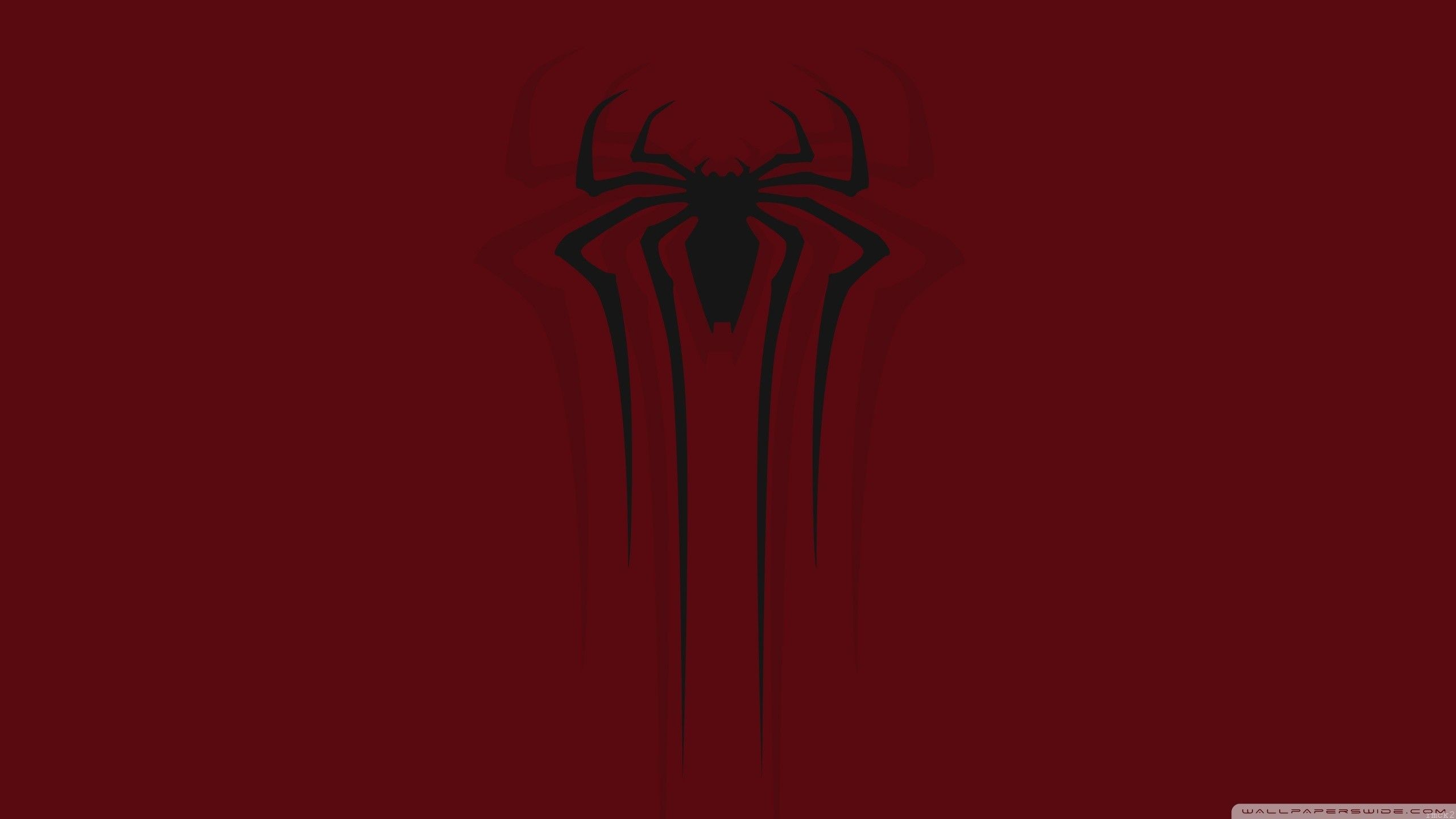 Res: 2560x1440, HD Spiderman Logo Wallpaper 35 - WallpaperWire