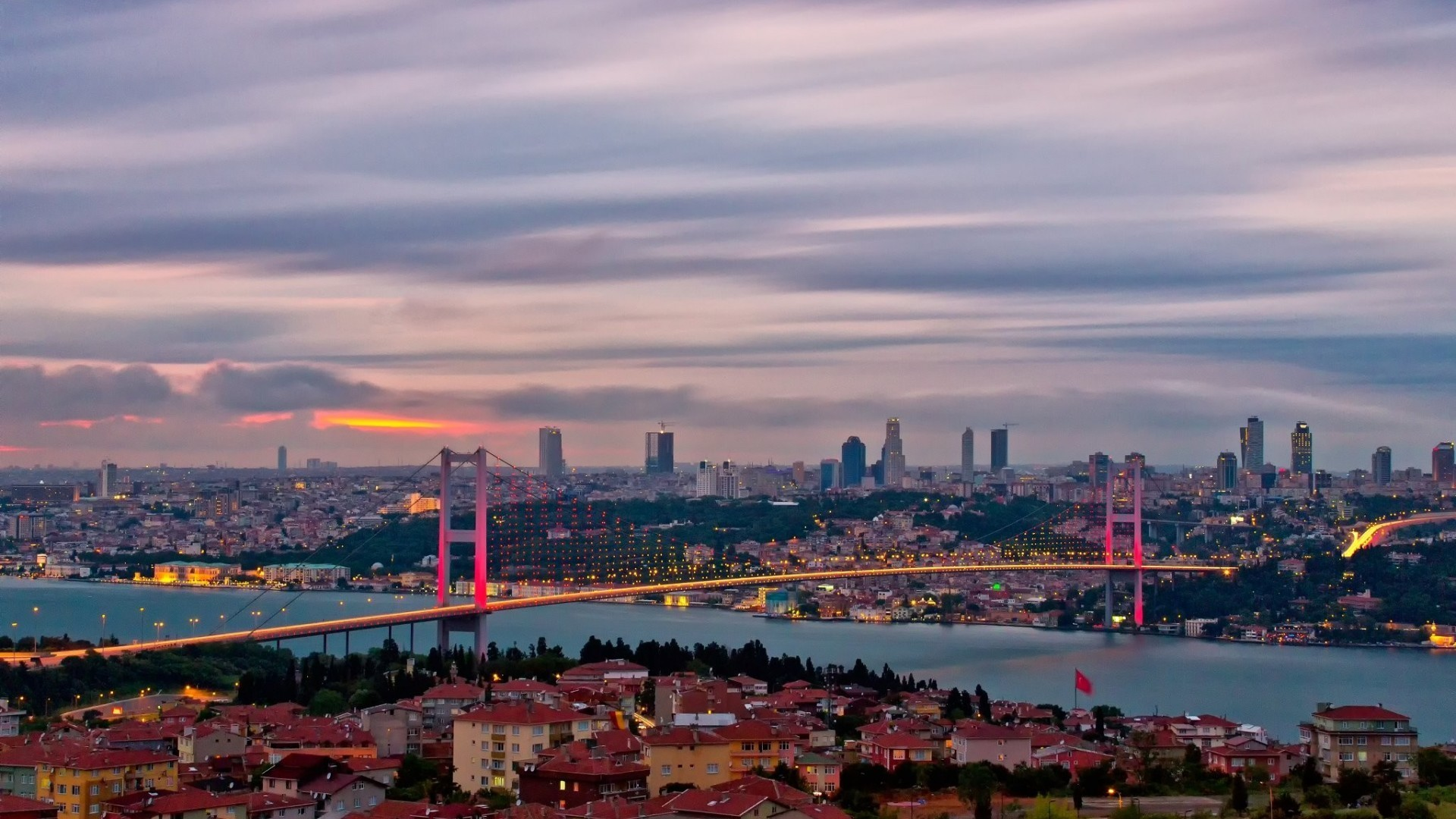 Res: 1920x1080, High Definiton Wallpapers in the Nature Background named as Istanbul, Turkey  Wallpapers in 4K are listed above. We have found some of the best wallpapers  ...