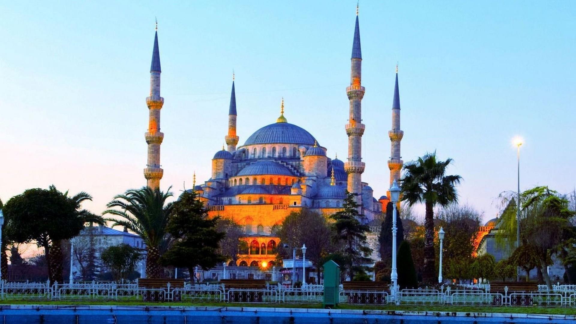 Res: 1920x1080, Turkey Background