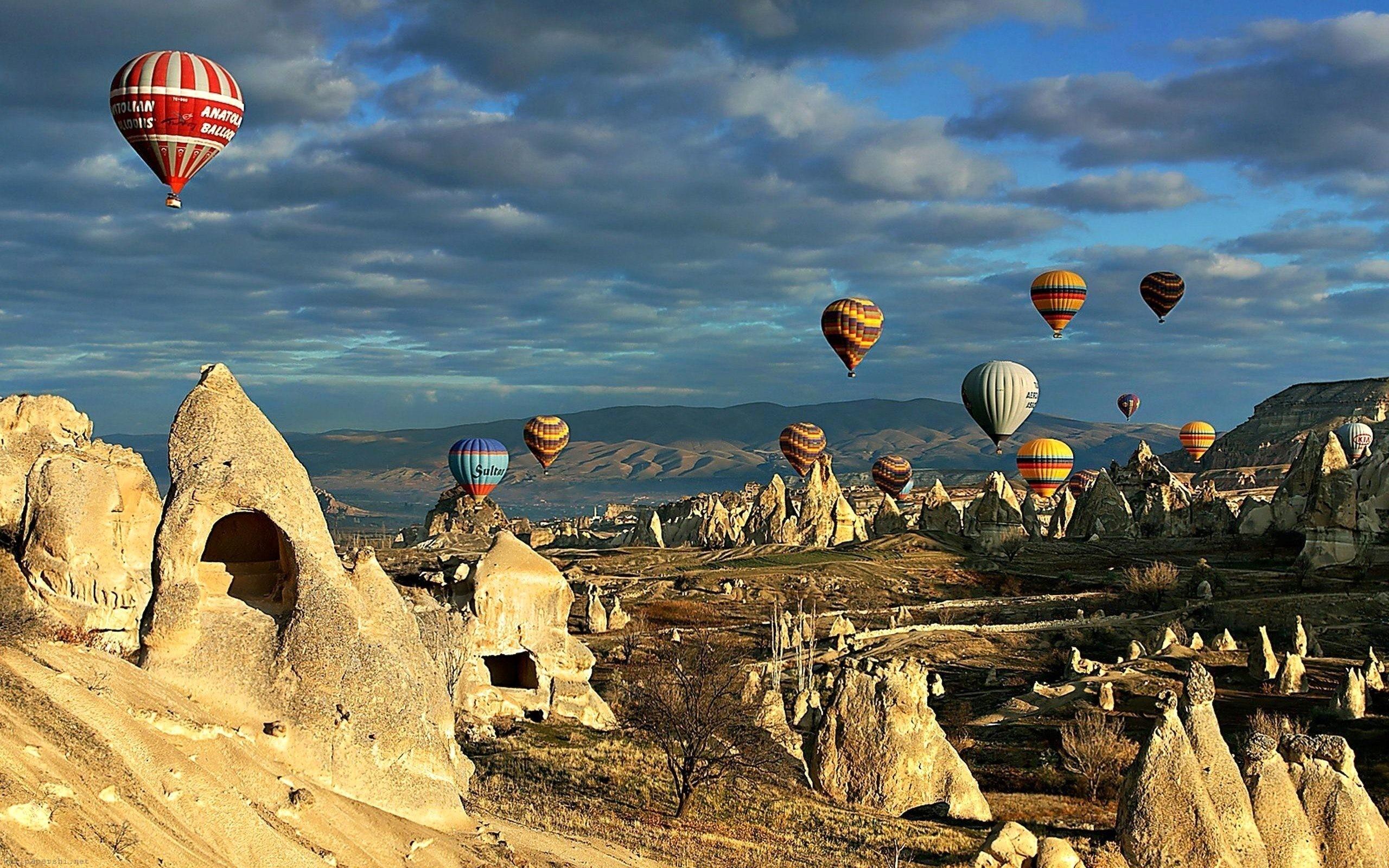 Res: 2560x1600, Turkey Wallpaper