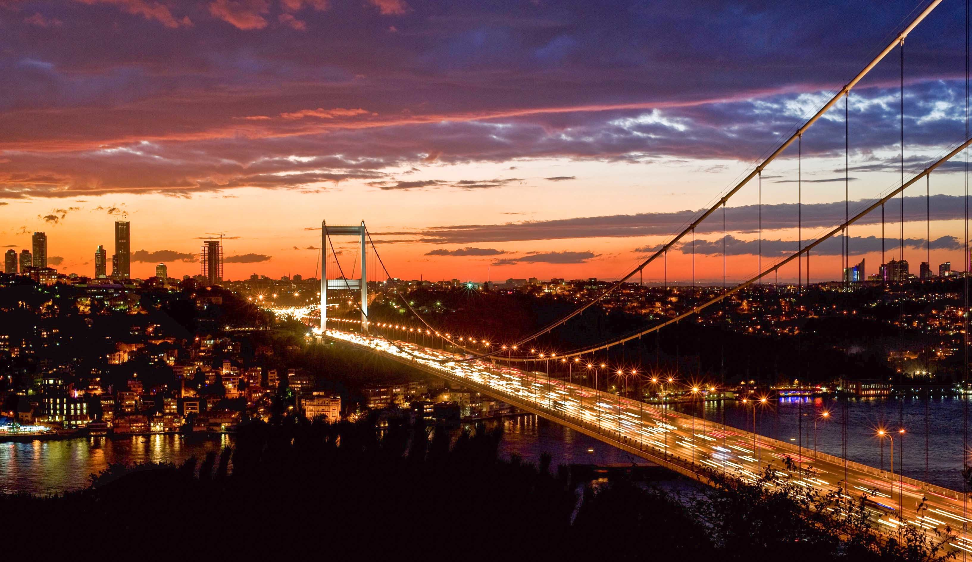 Res: 3266x1888, Istanbul, Turkey Wallpapers in 4K - All HD Wallpapers