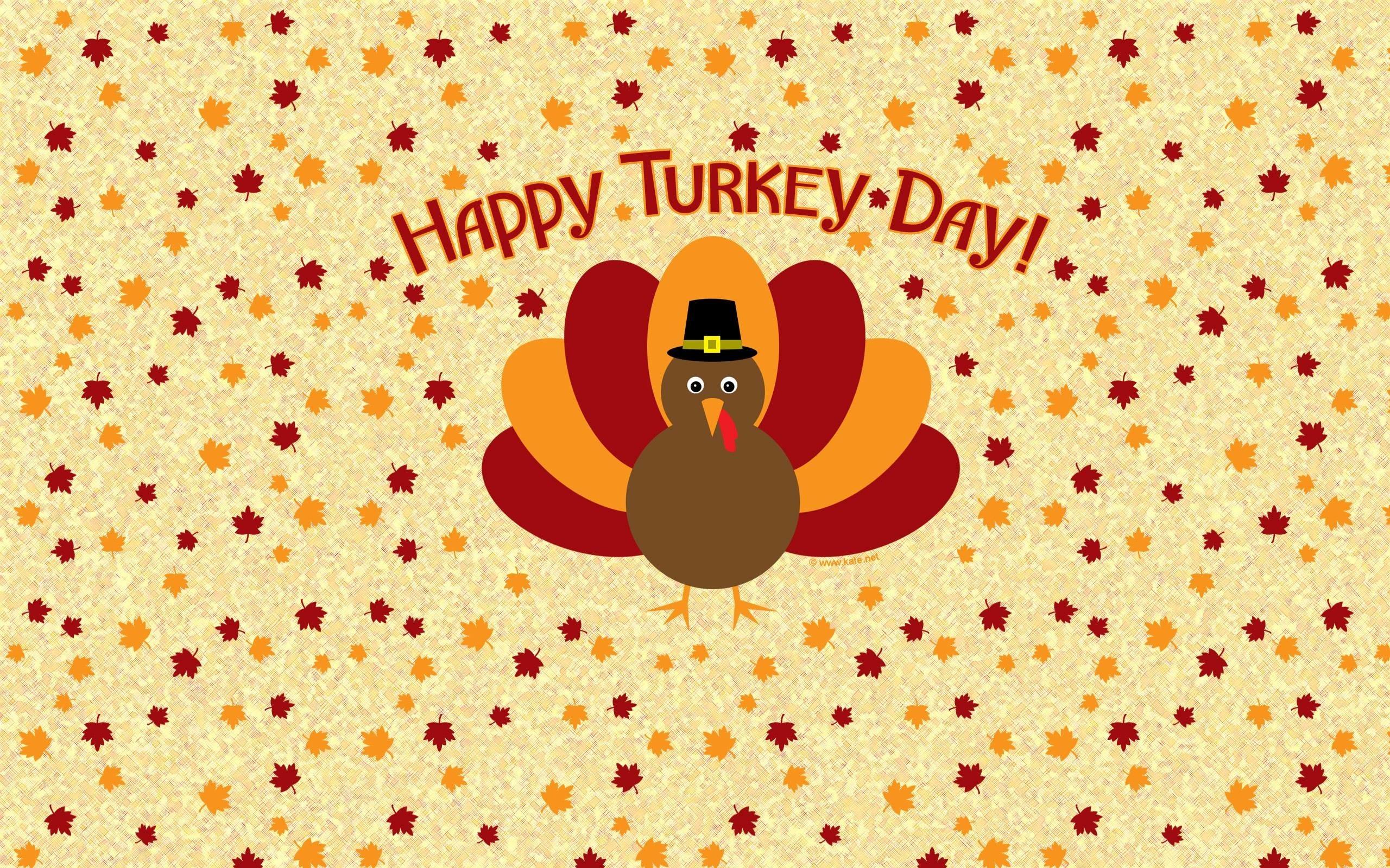 Res: 2560x1600, Thanksgiving Turkey ...