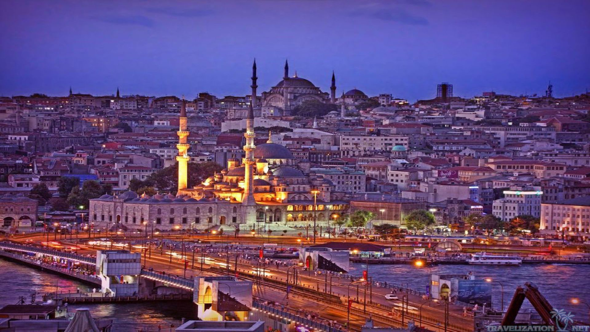 Res: 1920x1080, Full HD 1080p Istanbul Wallpapers HD, Desktop Backgrounds
