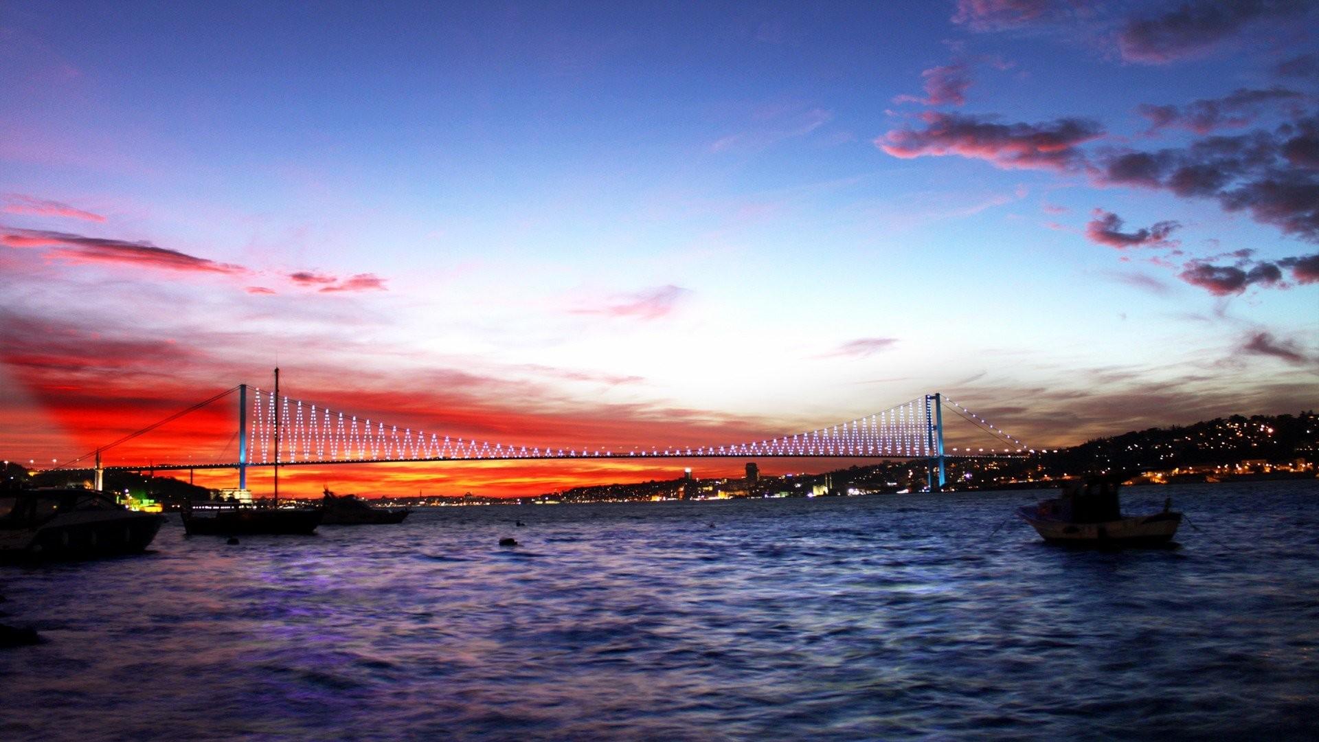 Res: 1920x1080,  istanbul turkish bridge bosphorus bosphorus bridge turkey  wallpaper and background JPG 331 kB