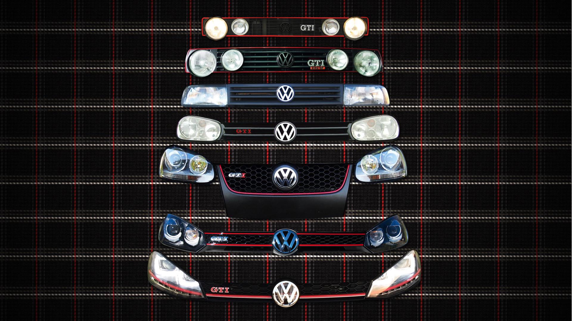 Res: 1920x1080, 1920x1200 Volkswagen GTI Wallpaper 42979