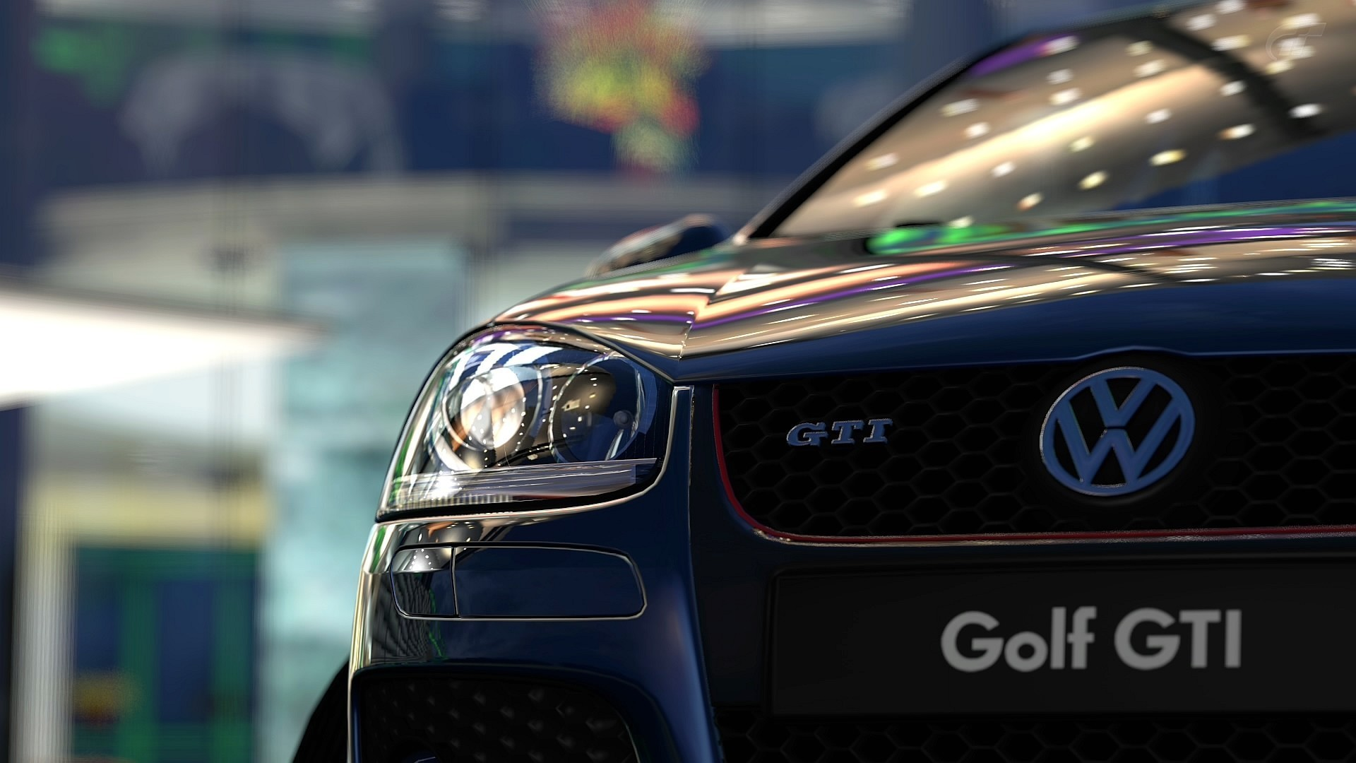 Res: 1920x1080,  Golf GTI Wallpaper Background