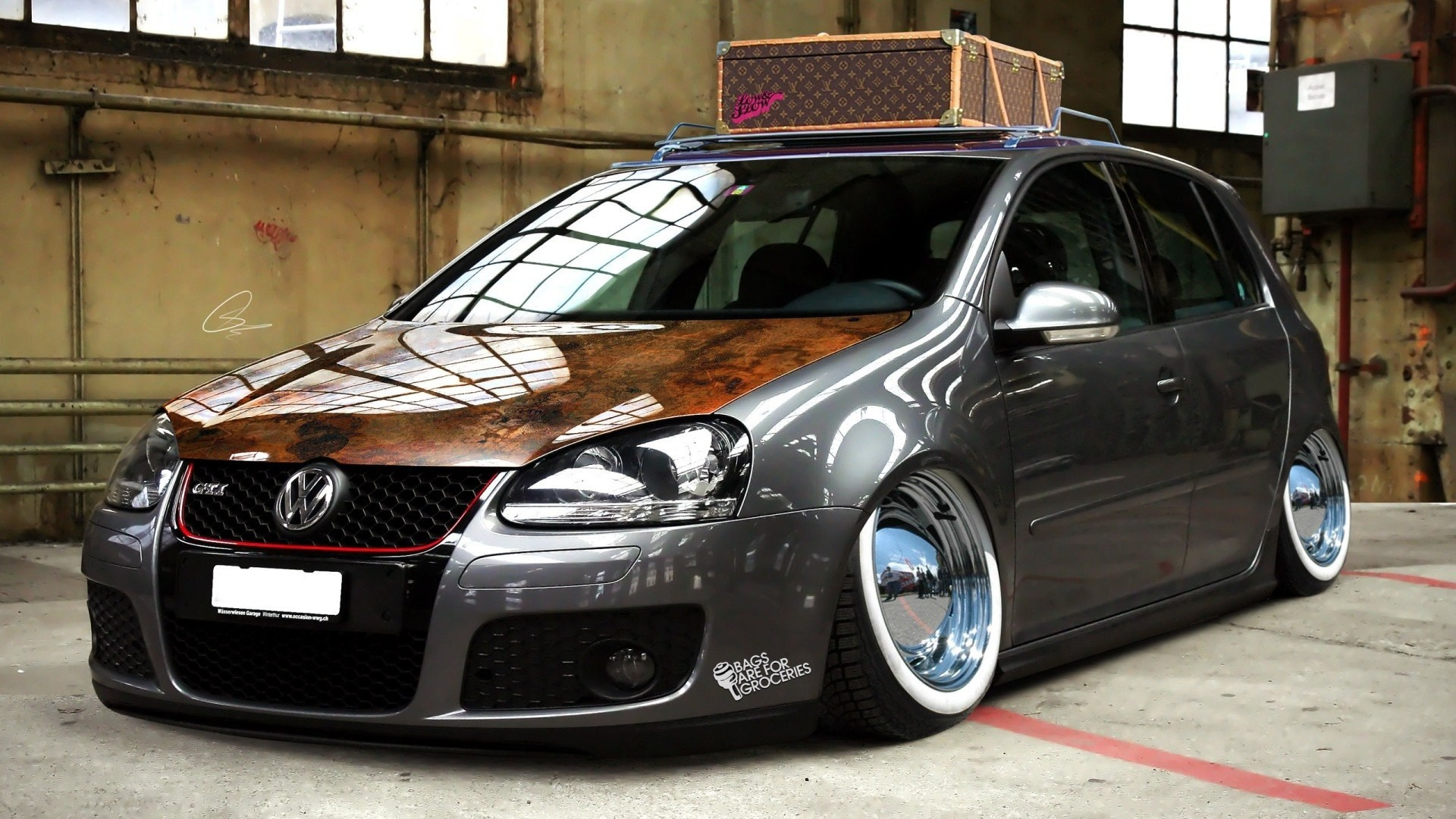 Res: 1920x1080, Volkswagen Golf GTI HD Wallpaper | Background Image |  | ID:350547  - Wallpaper Abyss