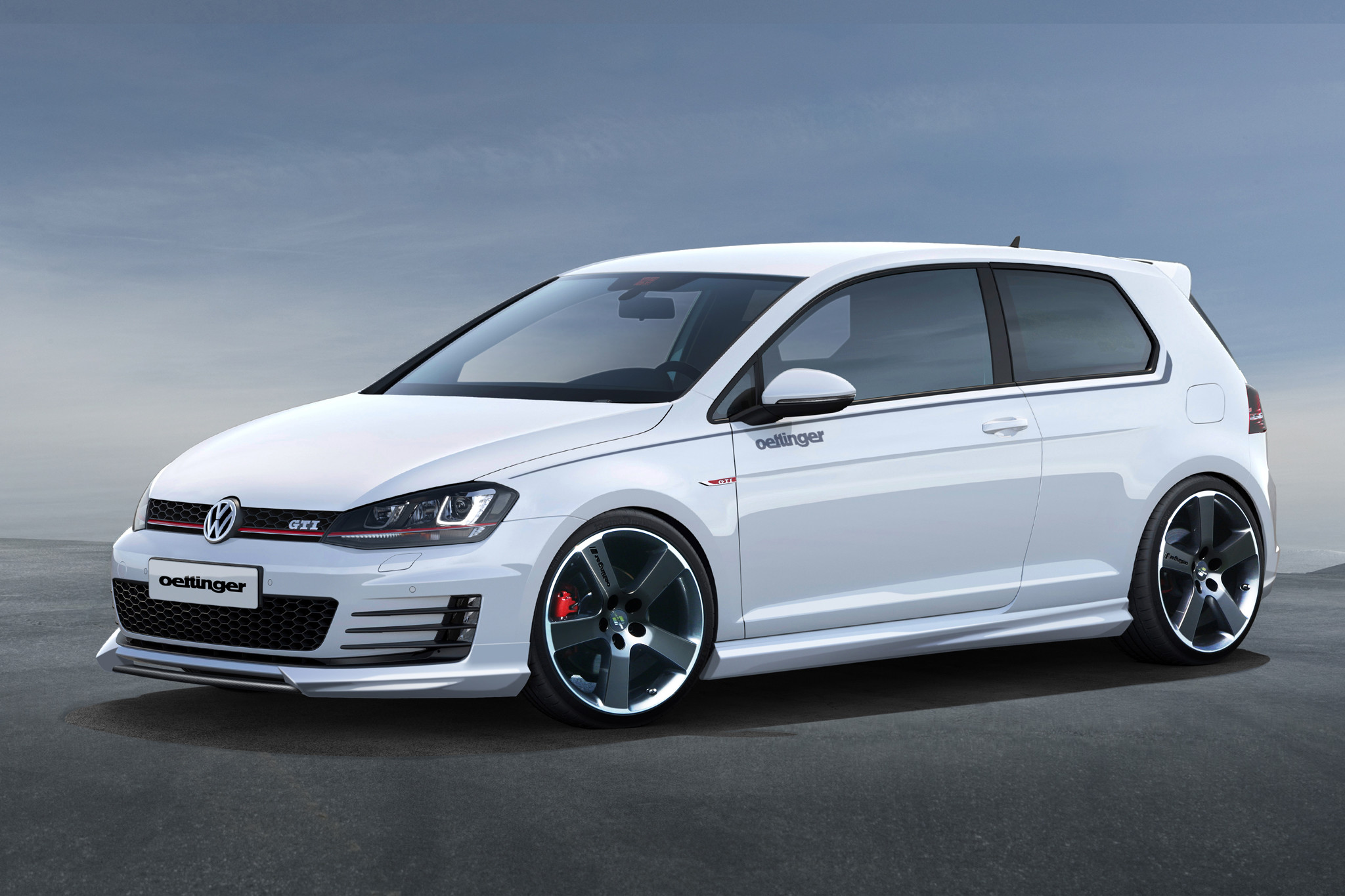 Res: 2048x1365, Volkswagen Golf GTI Mk7 Tuned by Oettinger Eurotuner View All Page