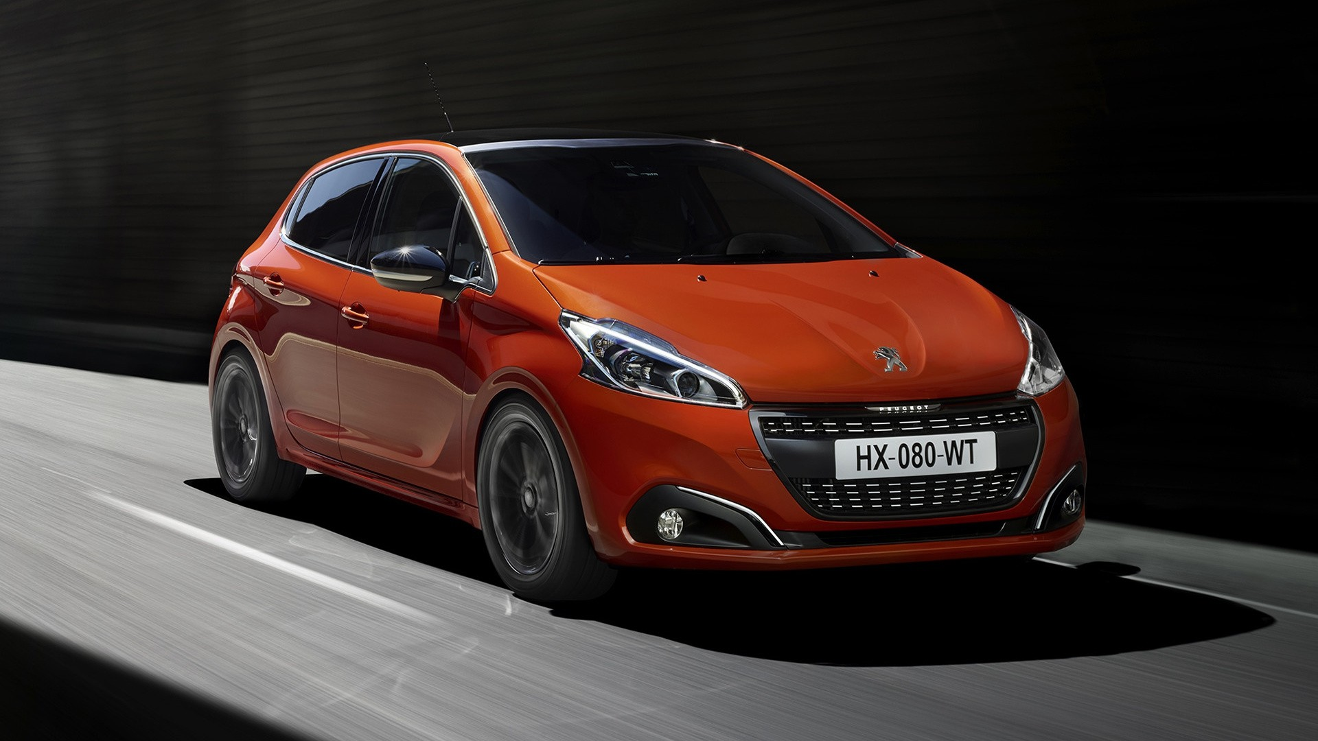 Res: 1920x1080, Peugeot 208 Gti Background
