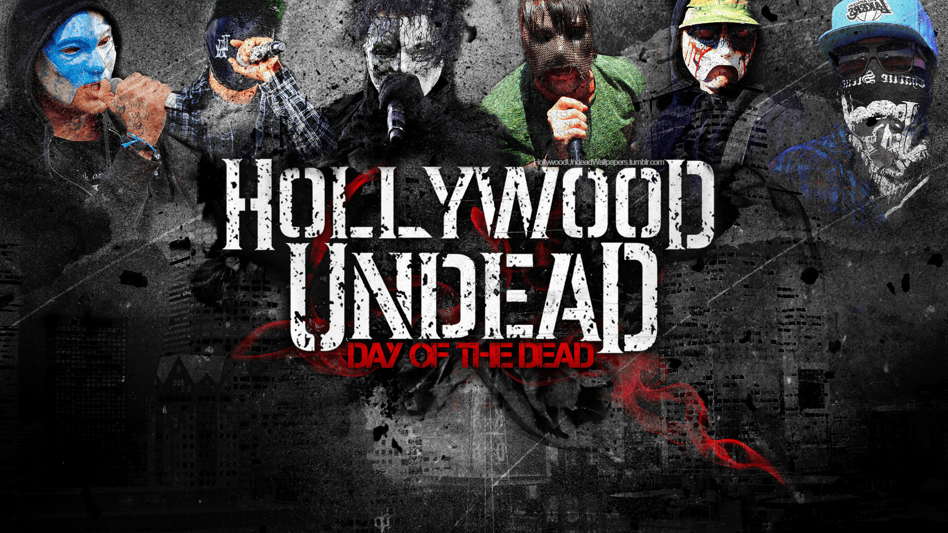 Res: 1920x1080, Hollywood Undead Wallpapers HD | PixelsTalk.Net