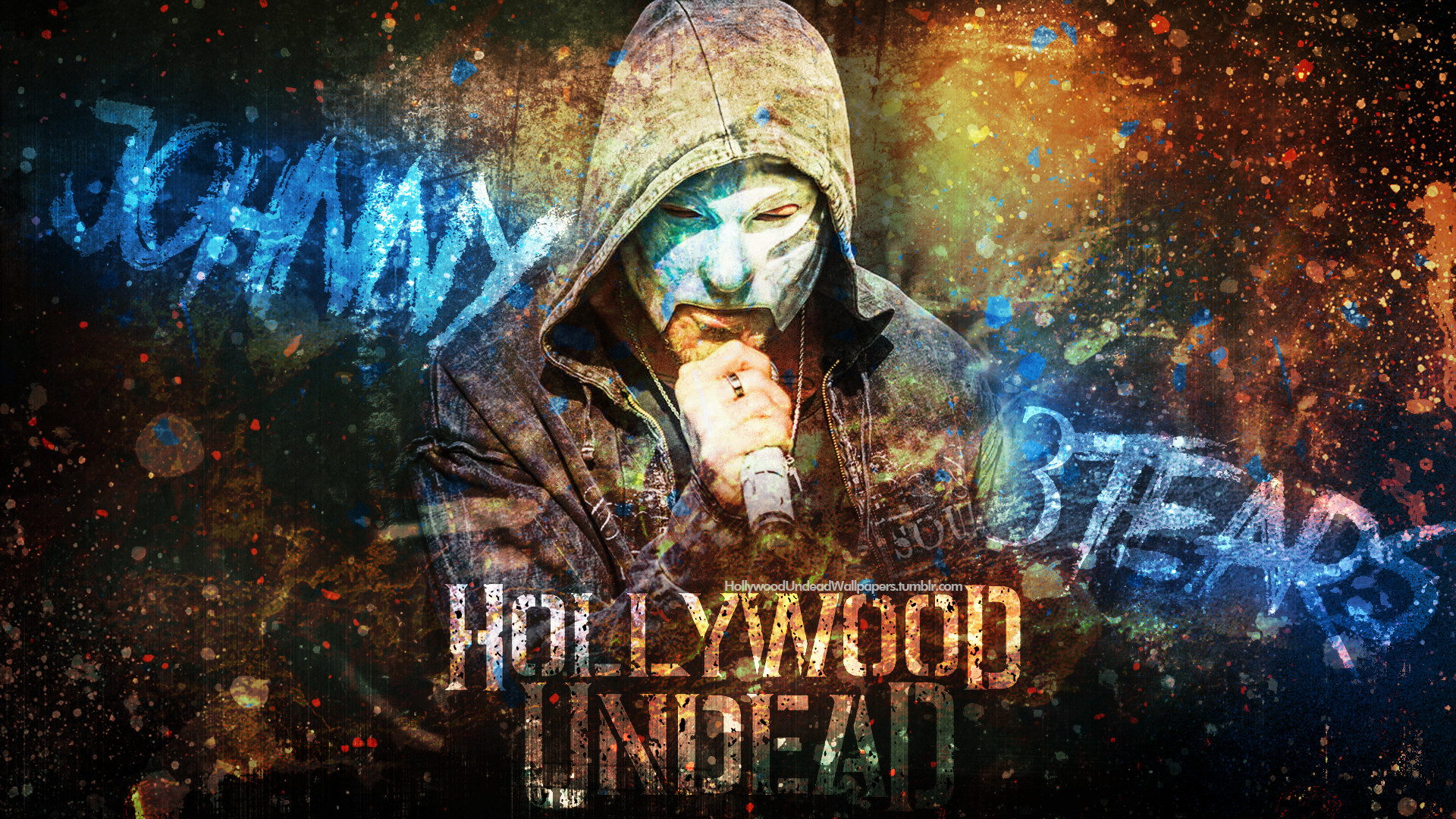 Res: 1920x1080, Hollywood Undead Wallpaper 24 - 1920 X 1080