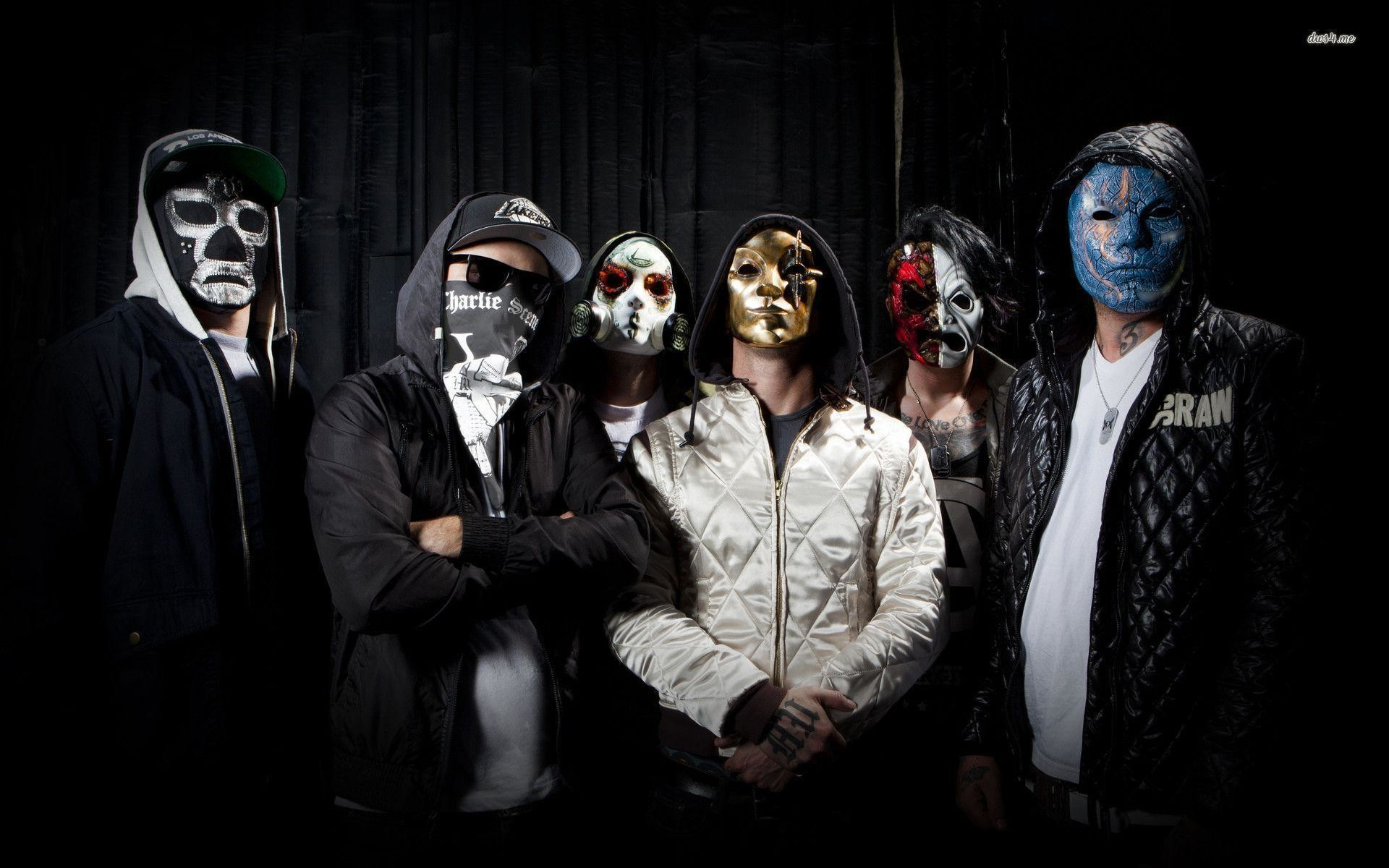 Res: 1920x1200, Hollywood Undead Wallpapers - Full HD wallpaper search