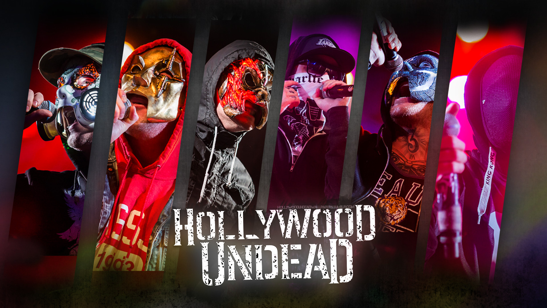 Res: 1920x1080, Hollywood Undead Wallpaper 13 - 1920 X 1080