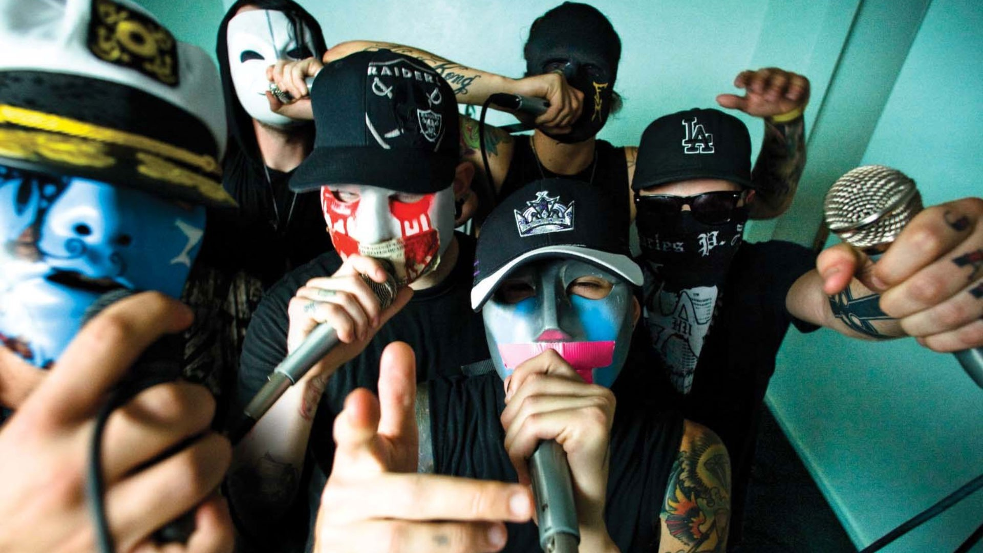 Res: 1920x1080, Hollywood Undead Wallpaper