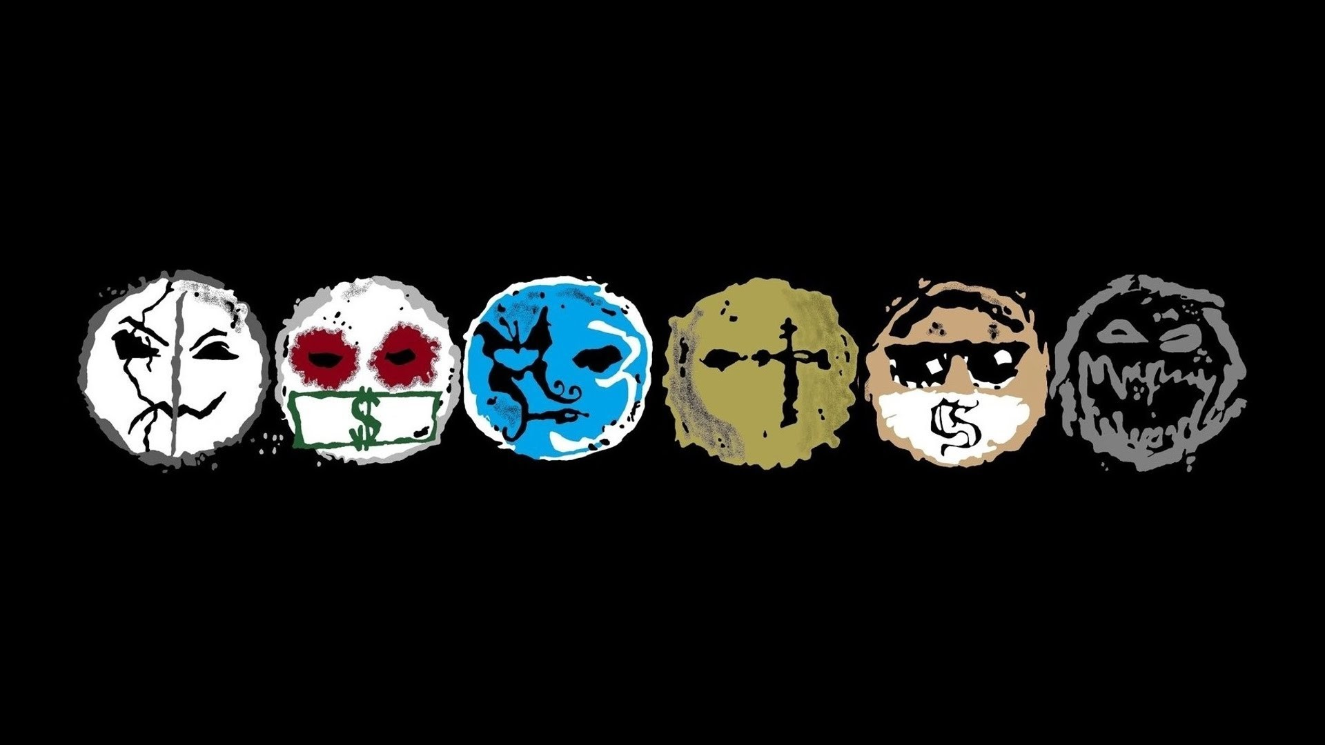 Res: 1920x1080, wallpaper.wiki-Hollywood-Undead-Picture-Download-Free-PIC-