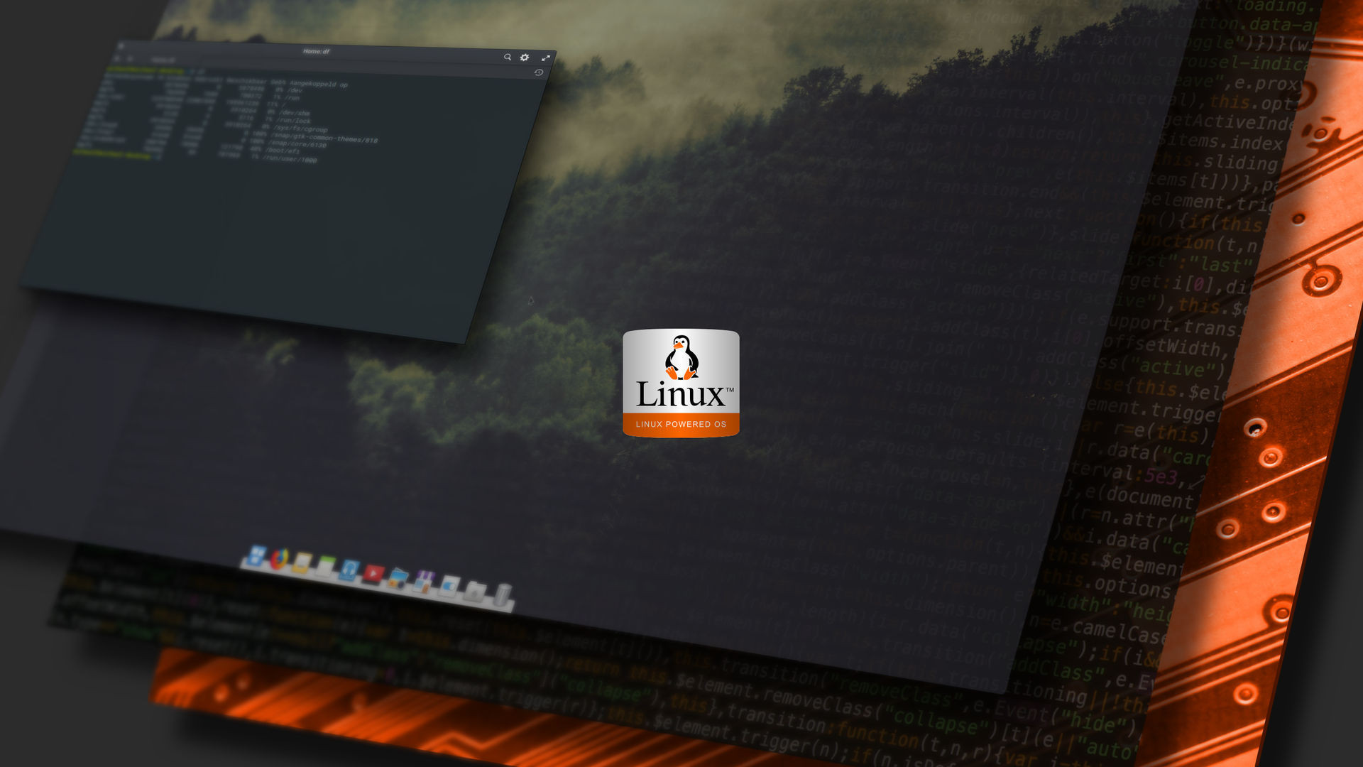 Res: 1920x1080, Linux Free Wide Wallpaper