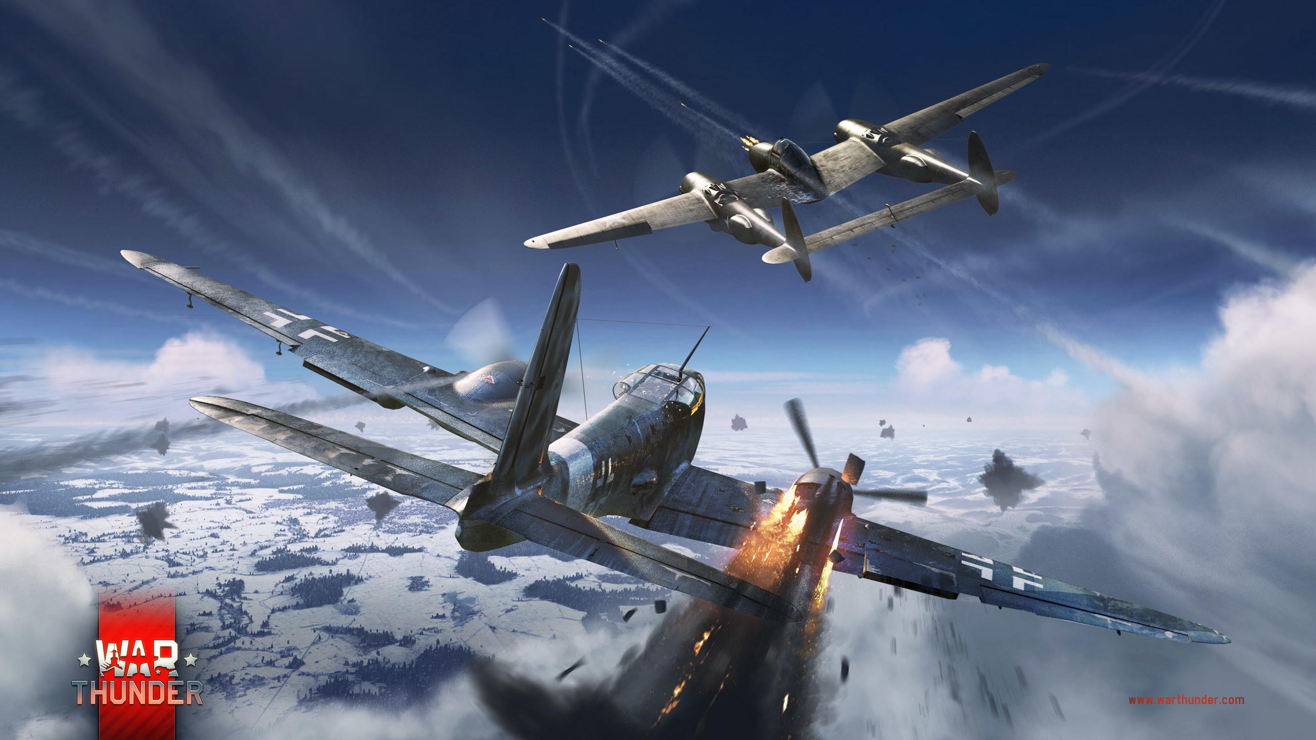 Res: 2560x1440, War Thunder HD Wallpapers