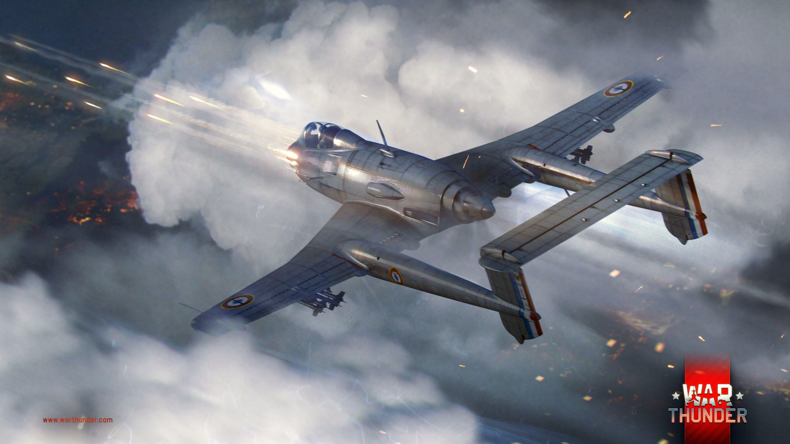 Res: 2560x1440, War Thunder Wallpaper 22 - 2560 X 1440