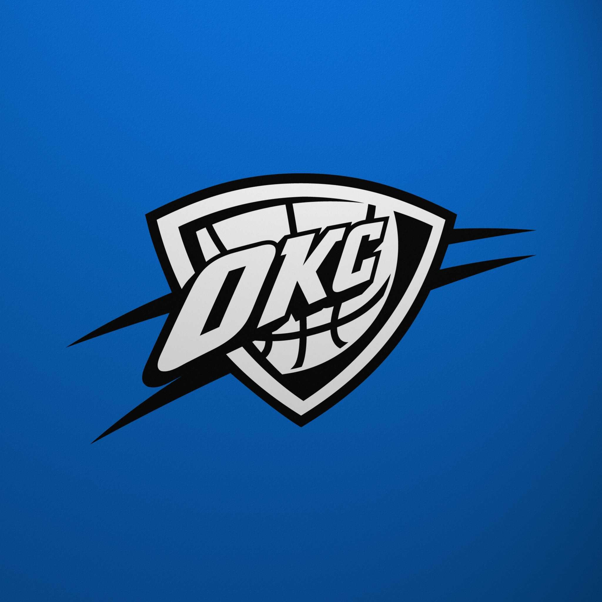 Res: 2048x2048, Oklahoma City Thunder Wallpaper HD